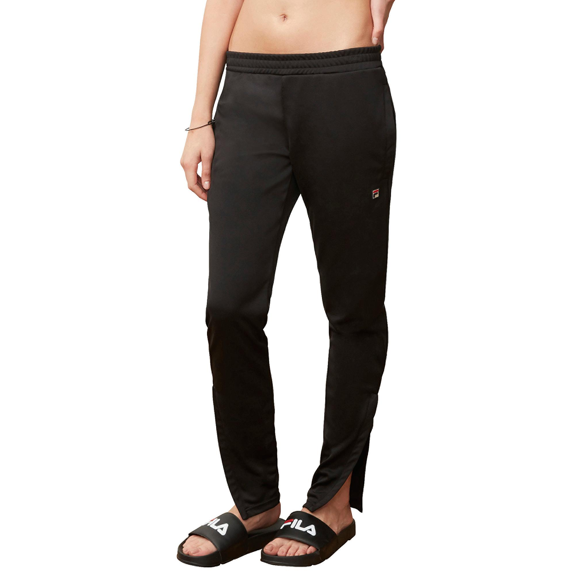 2be43183a82f9 Lyst - Fila Lola Classic Trackster Pants in Black for Men