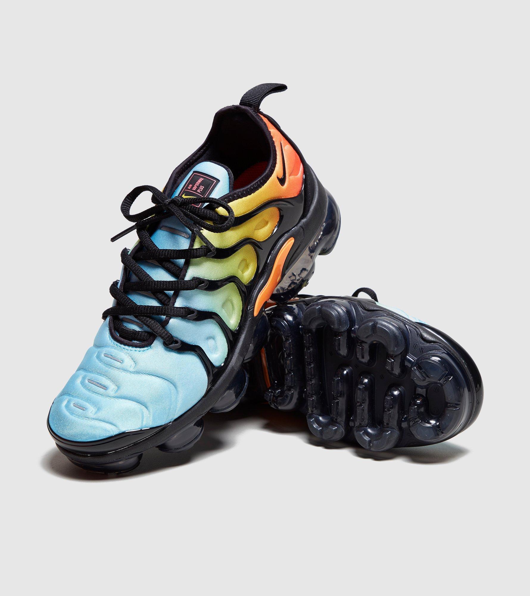 6e0d7ce038 Nike Air Vapormax Plus Women's in Black - Lyst