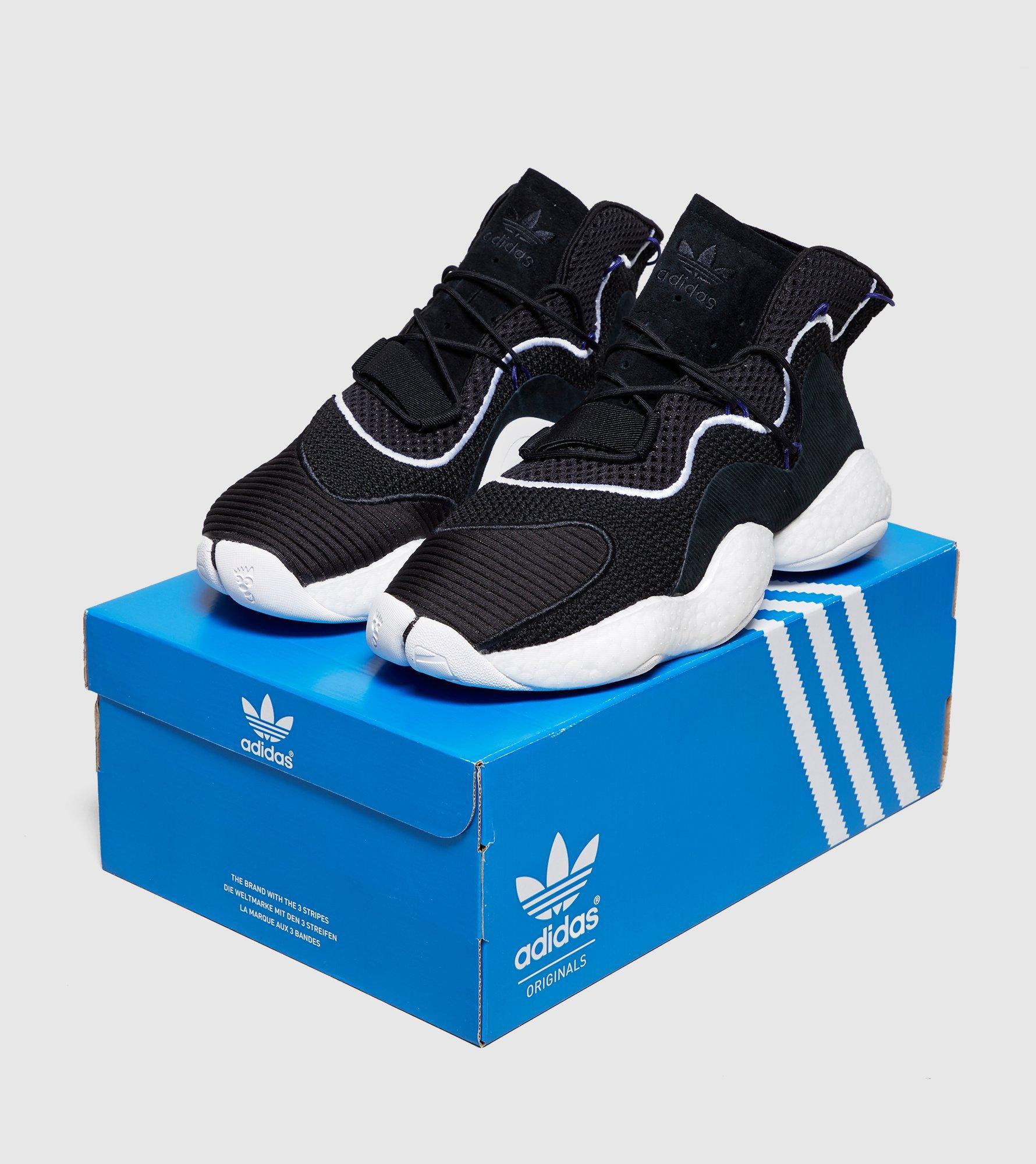 adcd477aa Adidas Originals Crazy Byw in Black for Men - Lyst