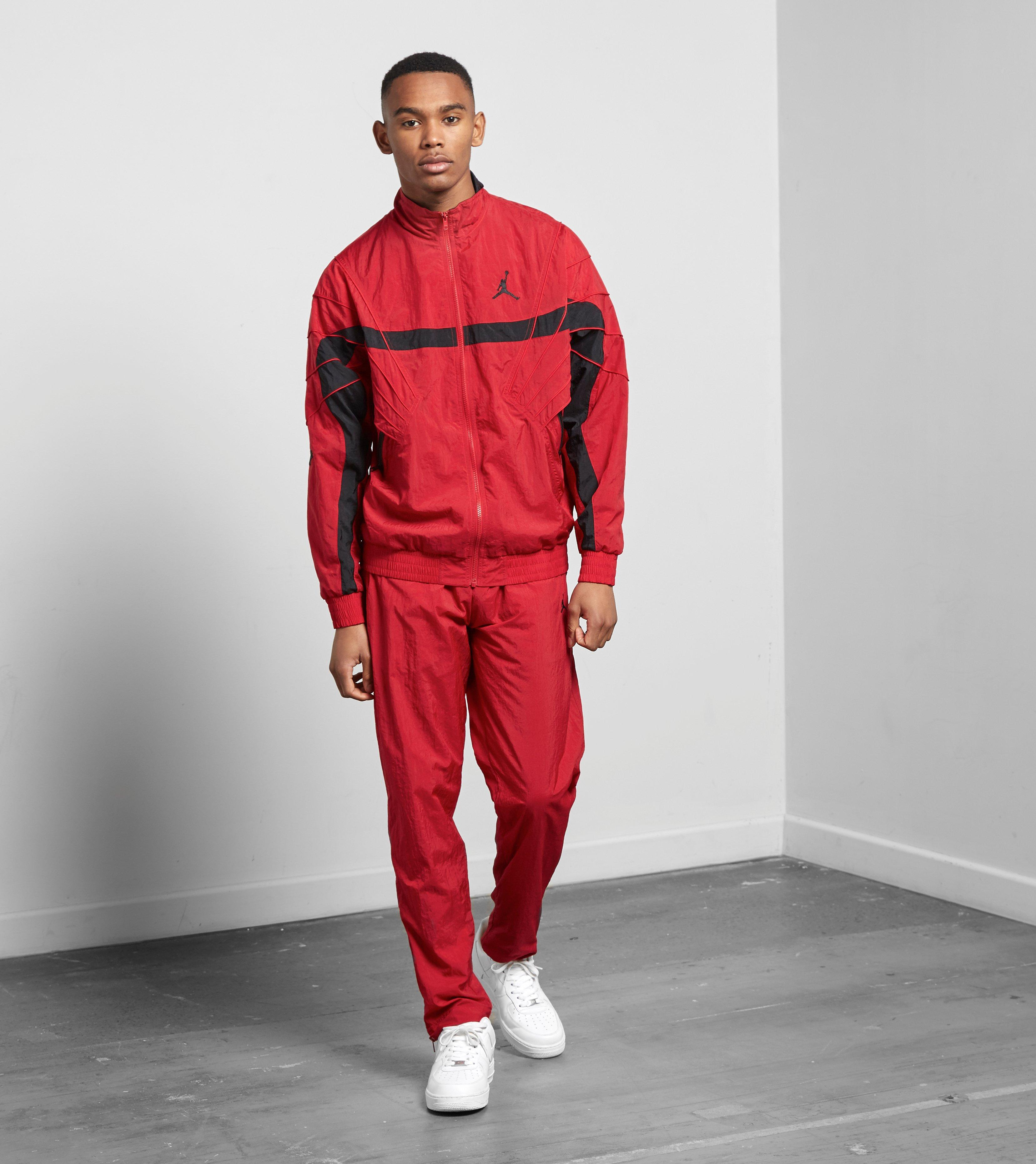 99125cb298a1 Lyst - Nike Air 5 Vault Jacket in Red for Men