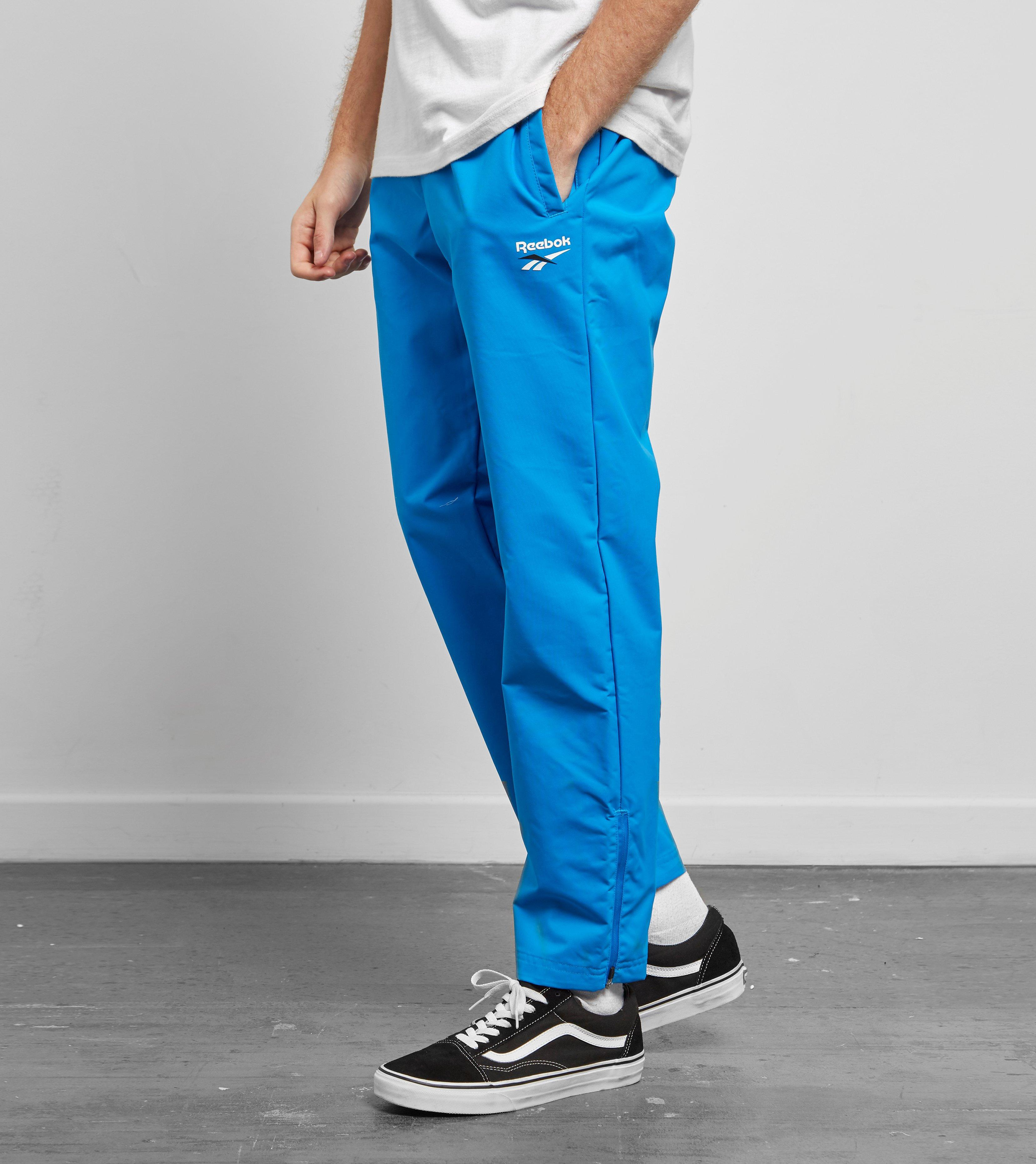 reebok dri fit track pants