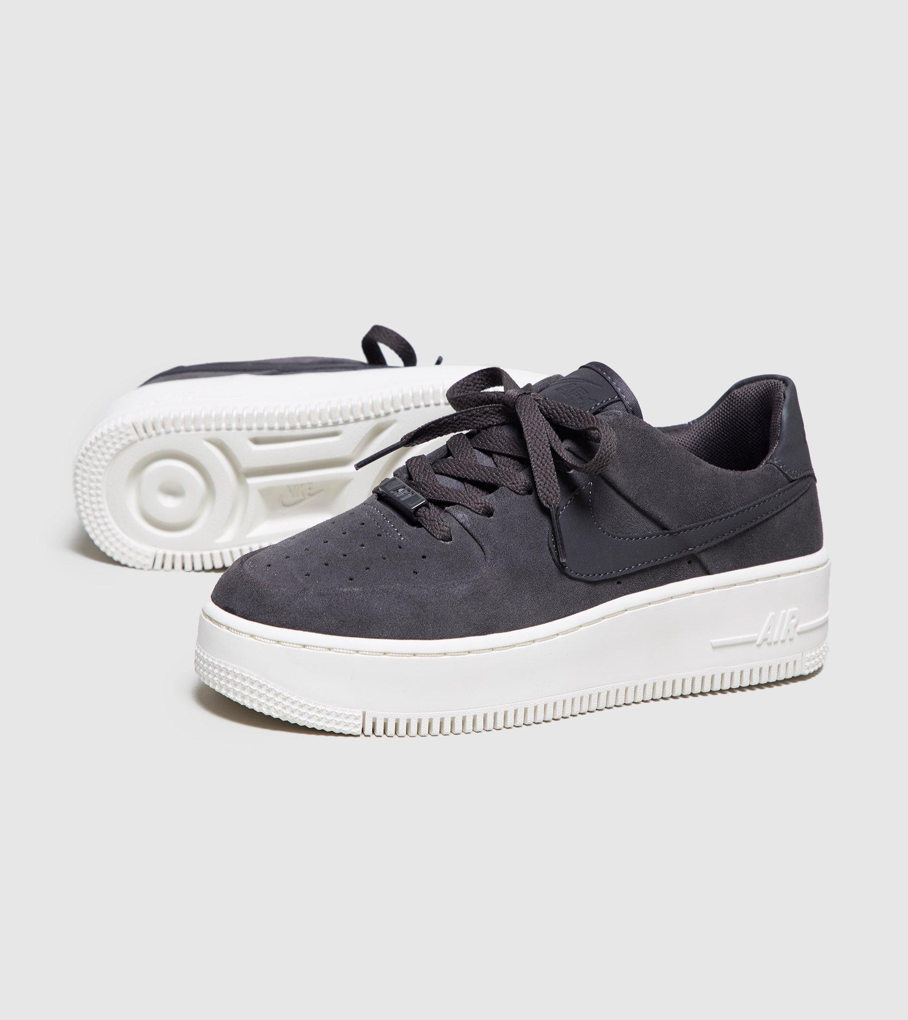 Nike Air Force 1 Sage Low Women S In Gray Lyst