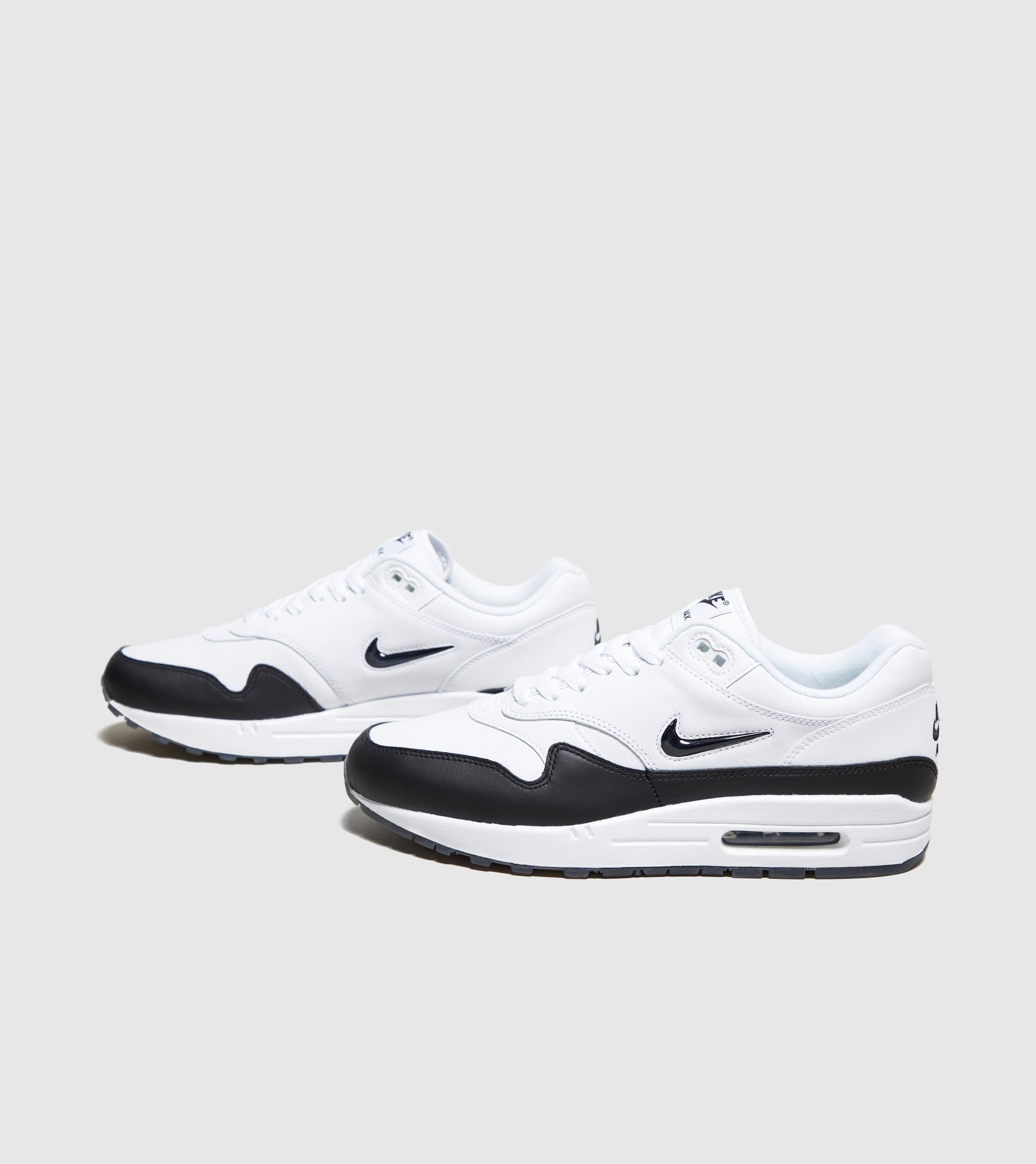 best sneakers 34f5c 285ef Nike Air Max 1 Jewel Qs in White for Men - Lyst