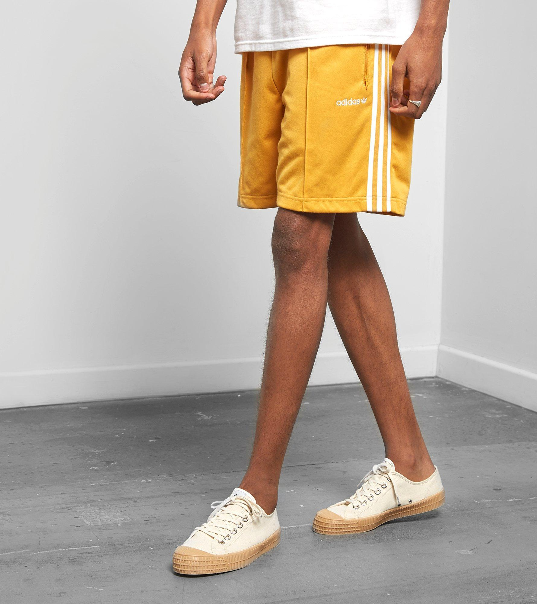 new product 9050e e9f5a Lyst - adidas Originals Bb Shorts in Yellow for Men
