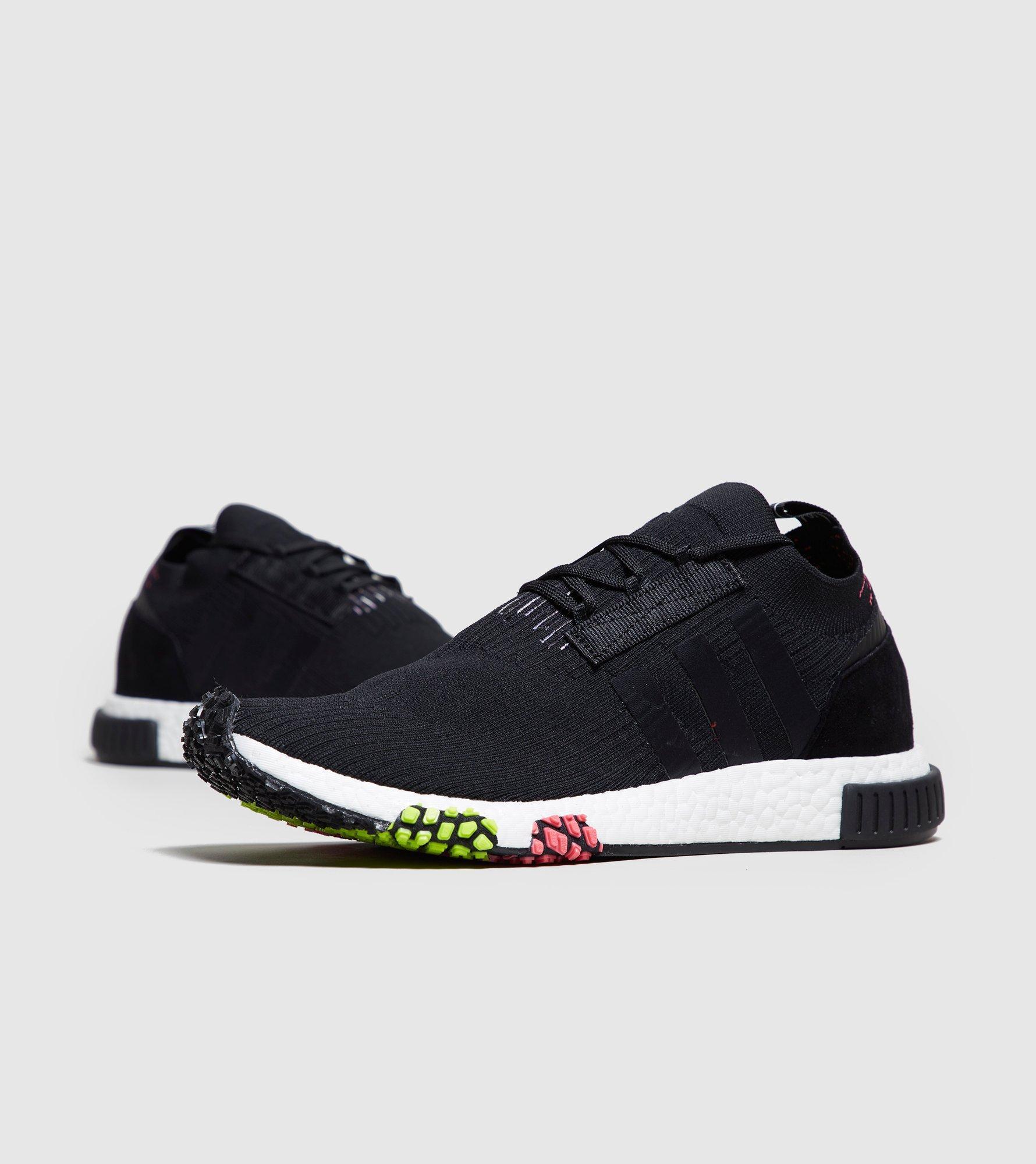7ef6b2e1c0d7f adidas Originals Nmd Racer Primeknit in Black for Men - Lyst