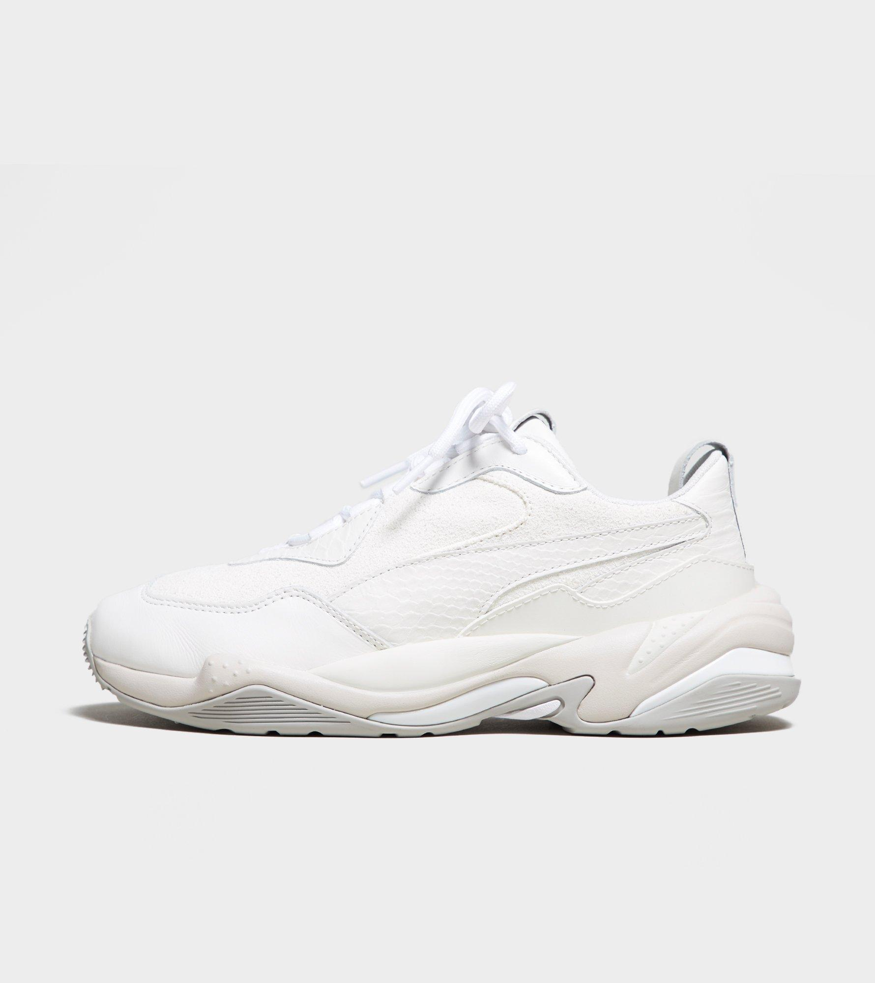 puma thunder white womens