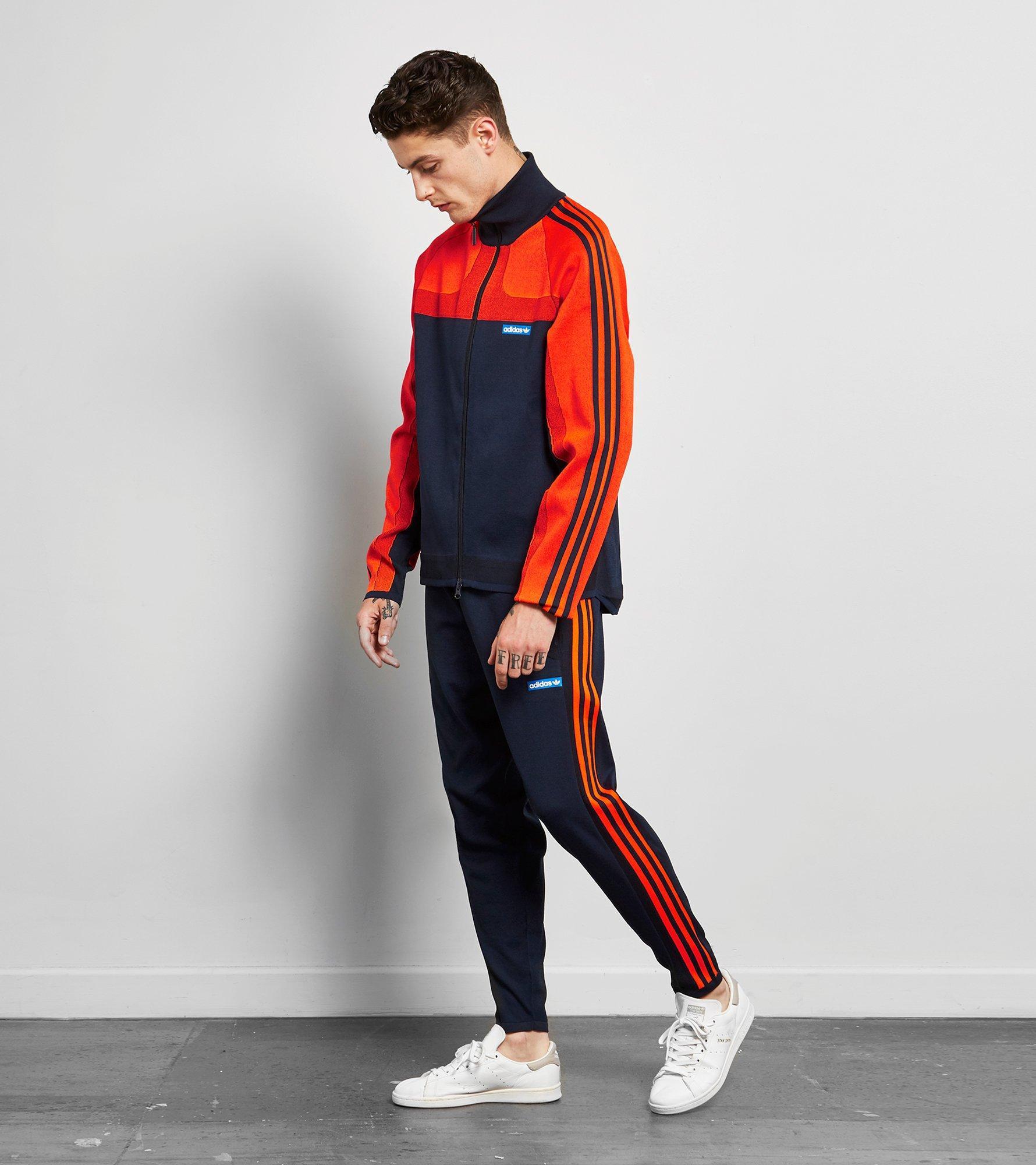 a0efe3da3fe3 Lyst - adidas Originals Og Primeknit Tracksuit in Blue for Men