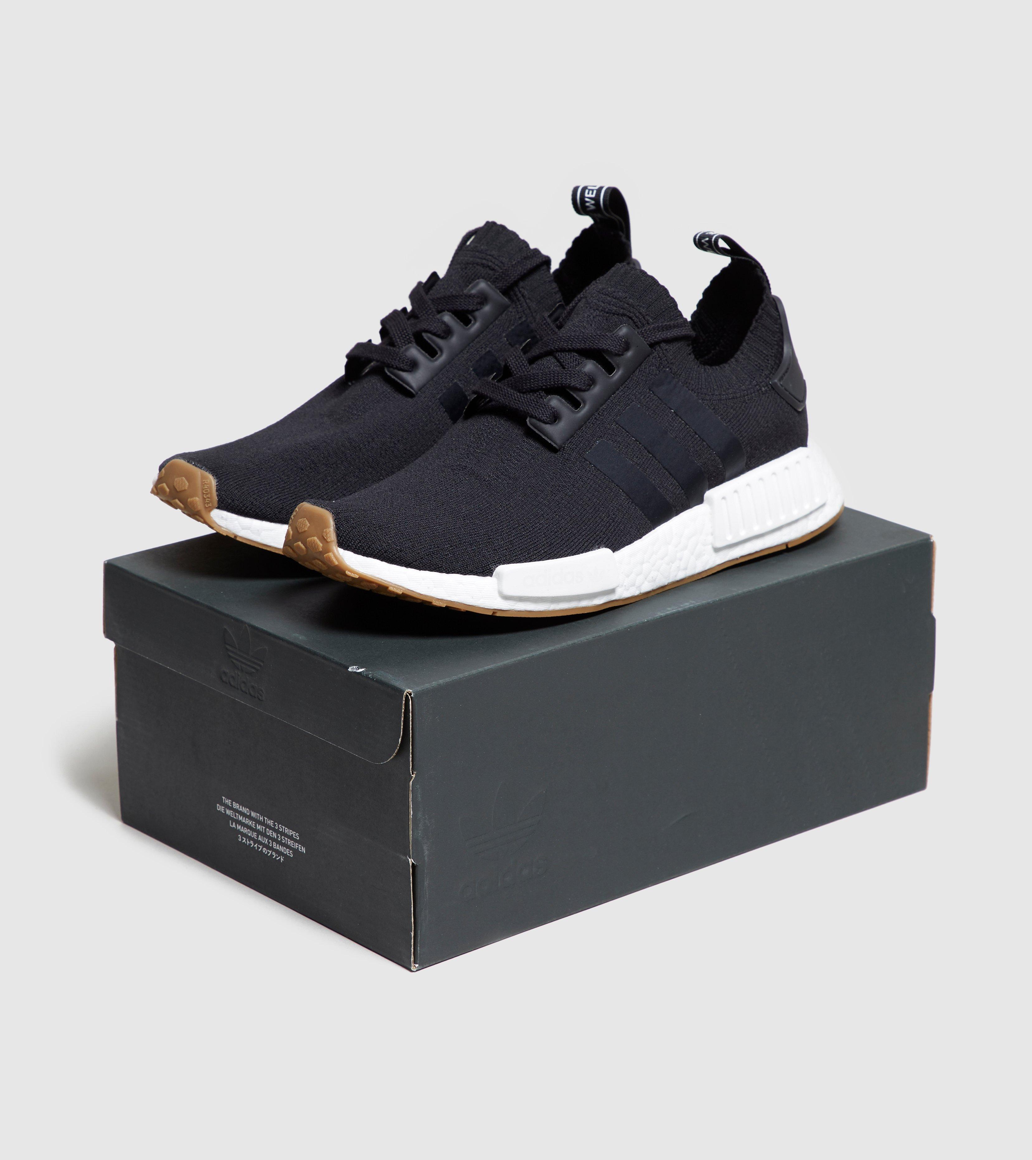 54119c749 Lyst - adidas Originals Nmd r1 Primeknit in Black for Men