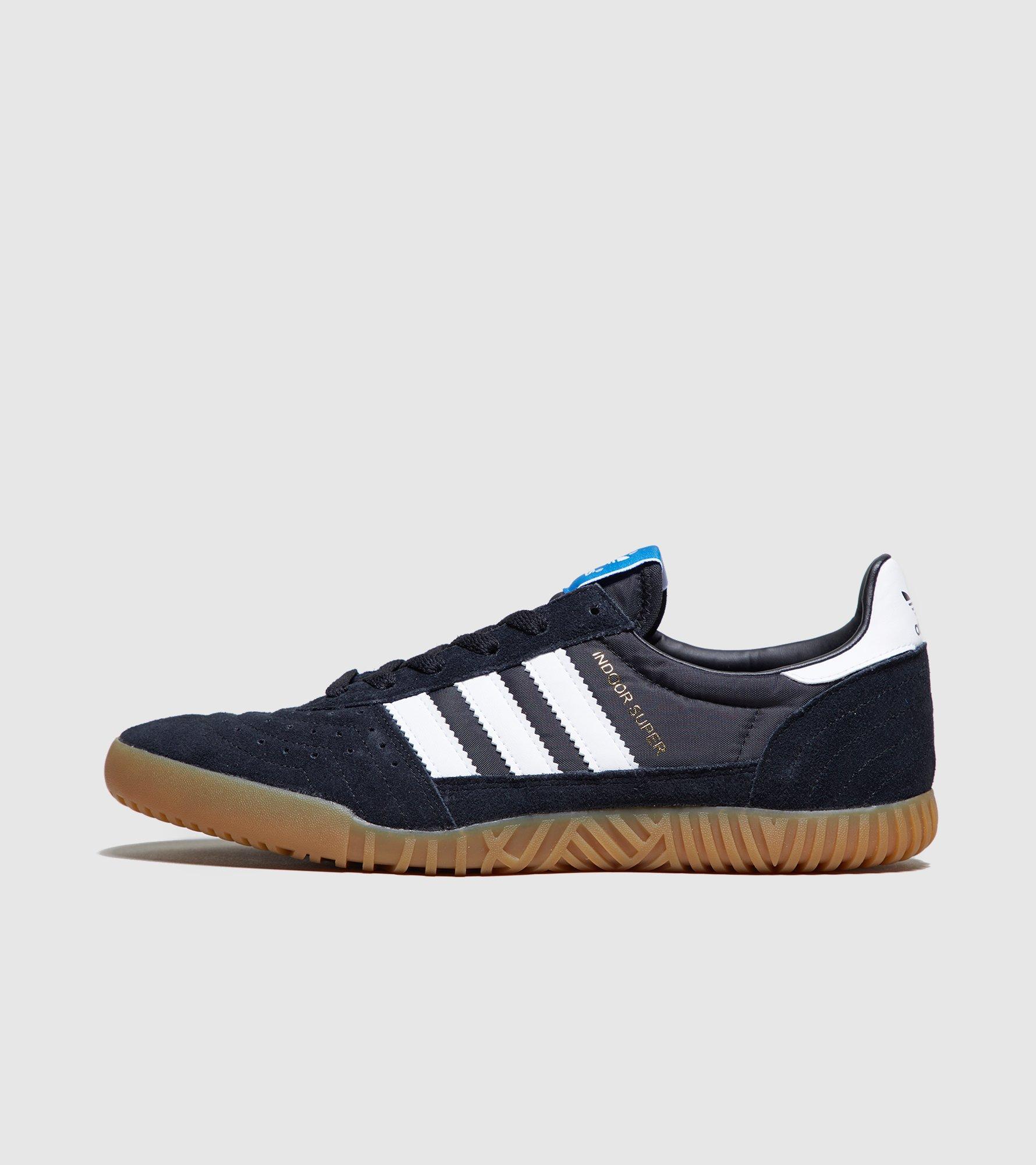 7ee9004633c Adidas Originals Indoor Super in Black for Men - Lyst