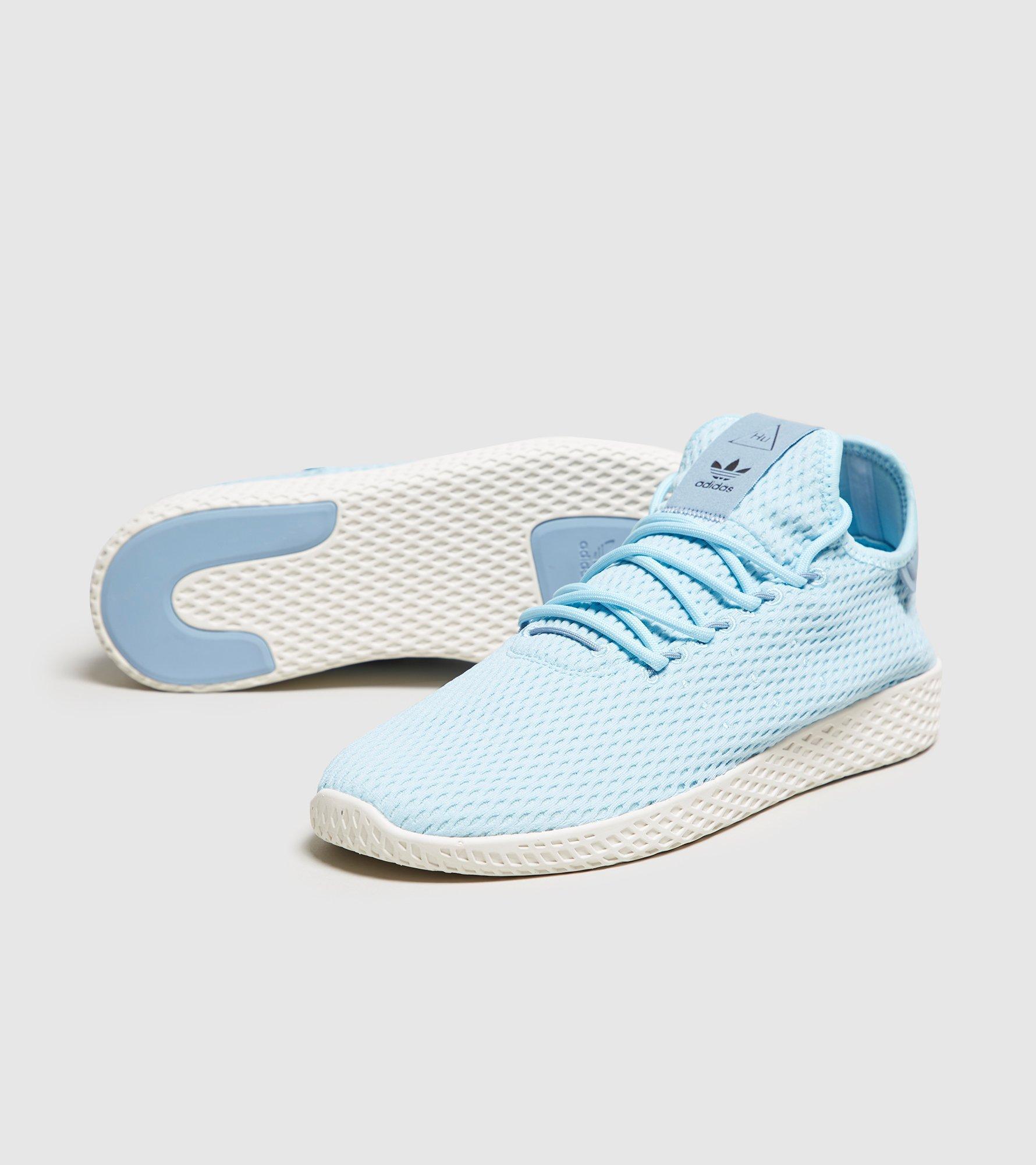 81e47d5573dfb Adidas Originals Pharrell Williams Tennis Hu in Blue for Men - Lyst
