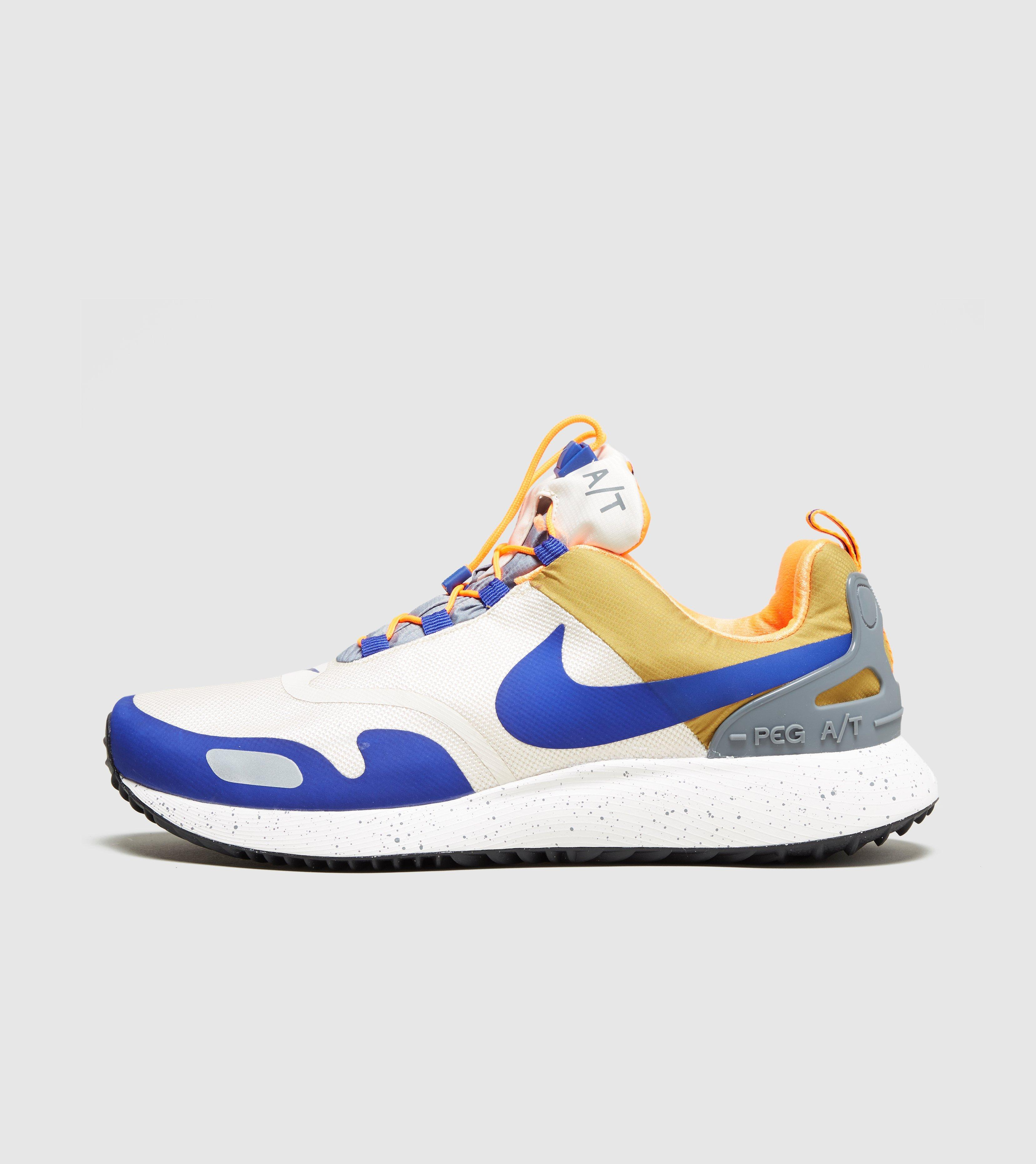 aca014bd621c6 Lyst - Nike Air Pegasus A t Winter Qs in Blue for Men