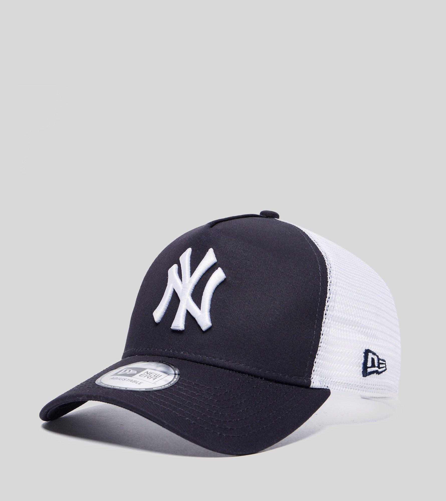 ddd03ad47a5 Ktz New York Yankees Trucker Cap in Blue for Men - Lyst