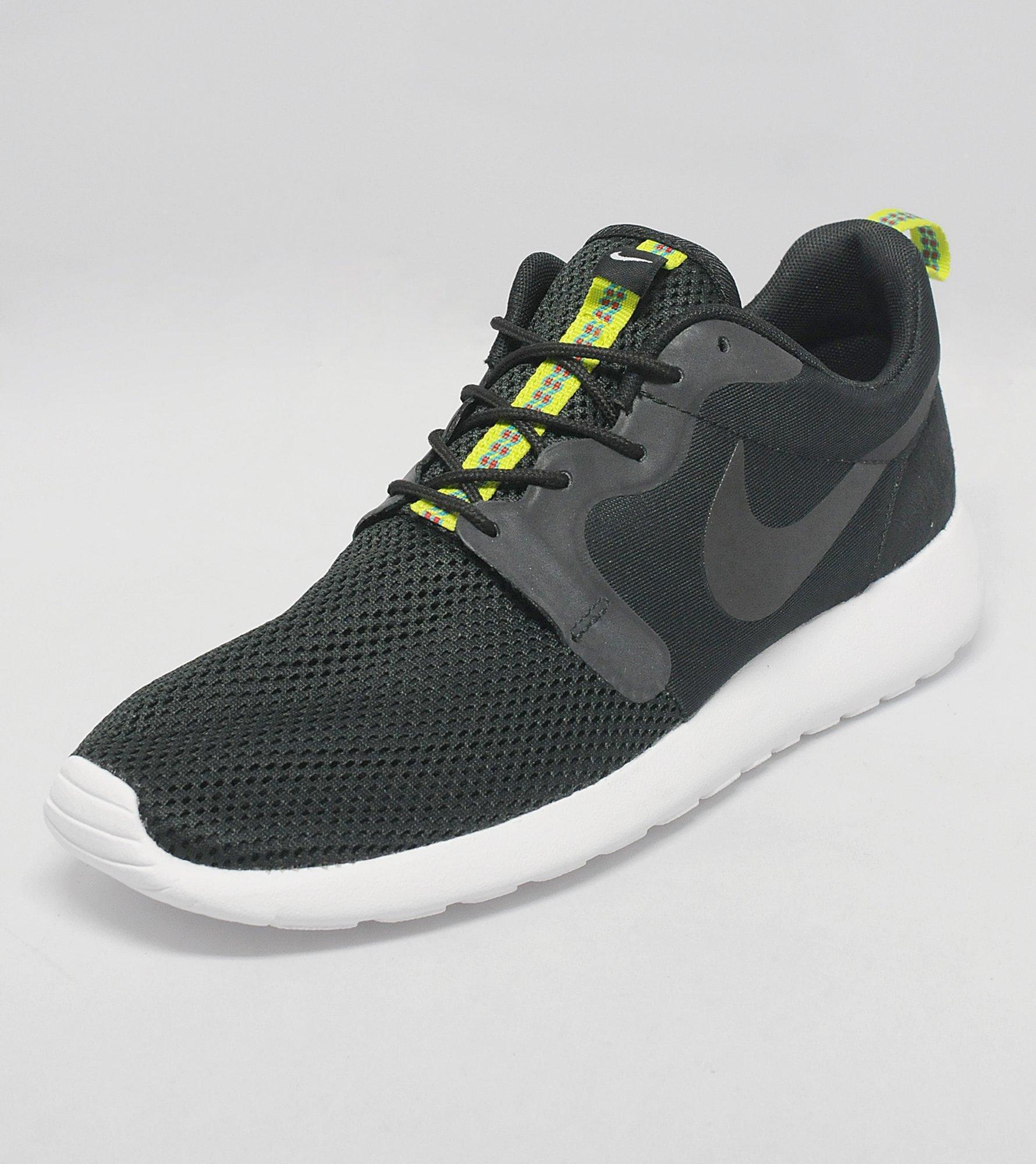 c72b5174acc Lyst - Nike Roshe Run Hyperfuse in Black for Men