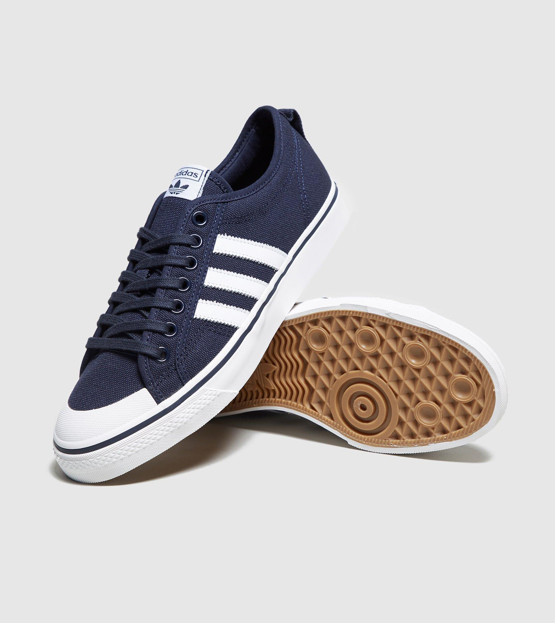 adidas Originals Nizza Lo in Blue for Men Lyst