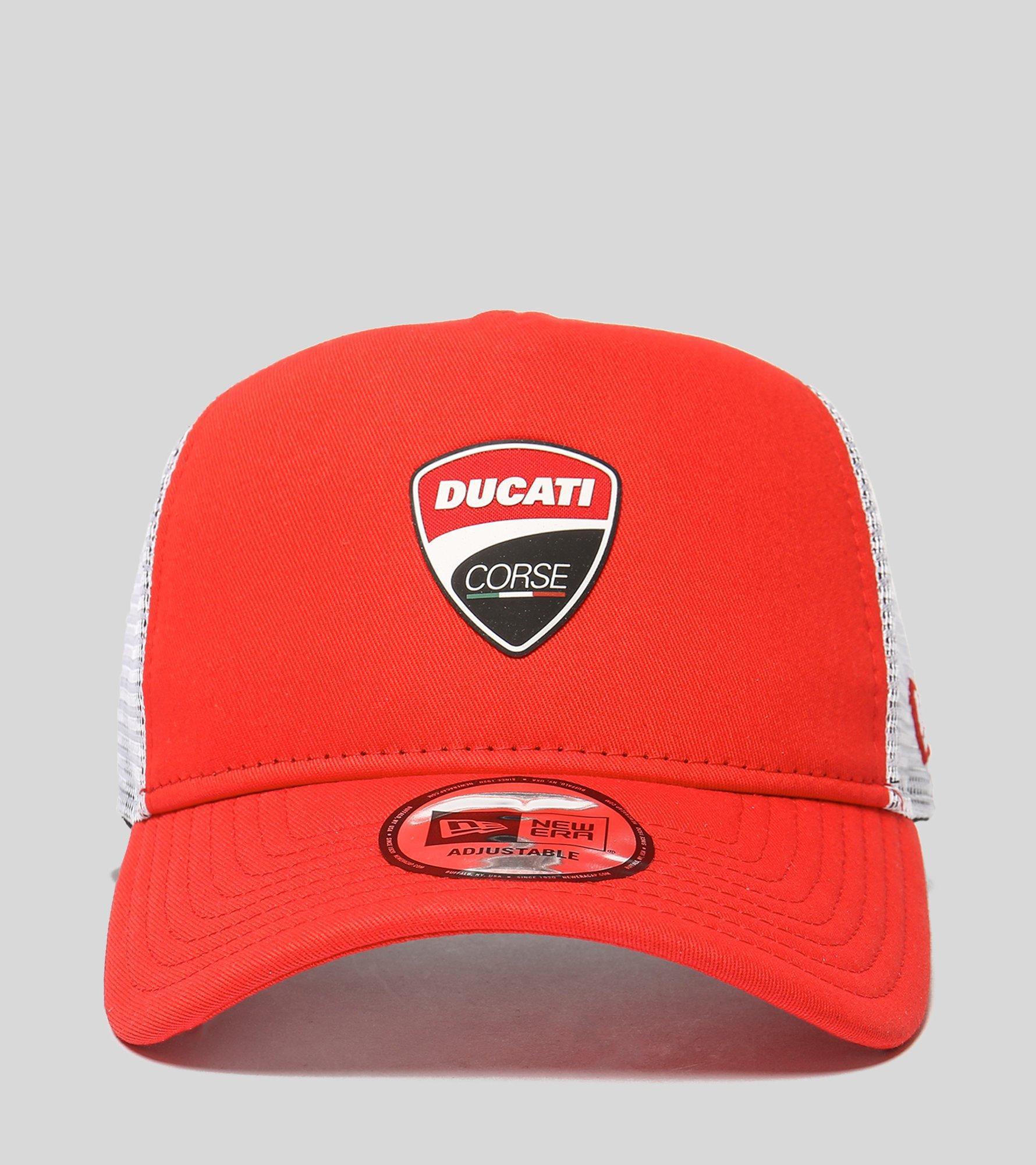 9d5d09298b8 KTZ Ducati Trucker Cap in Red for Men - Lyst