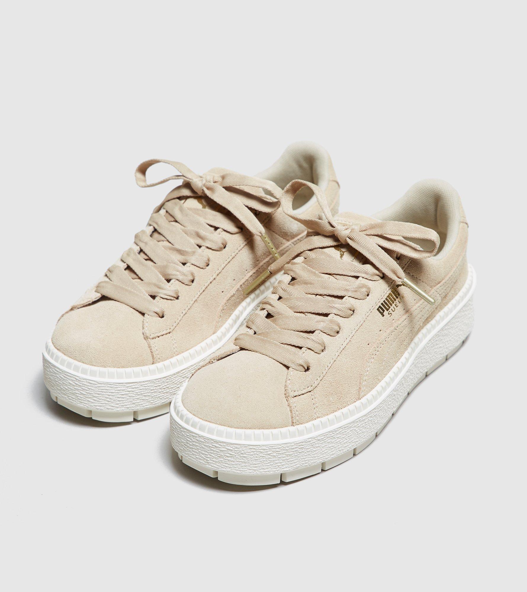 puma platform trace damen sneaker