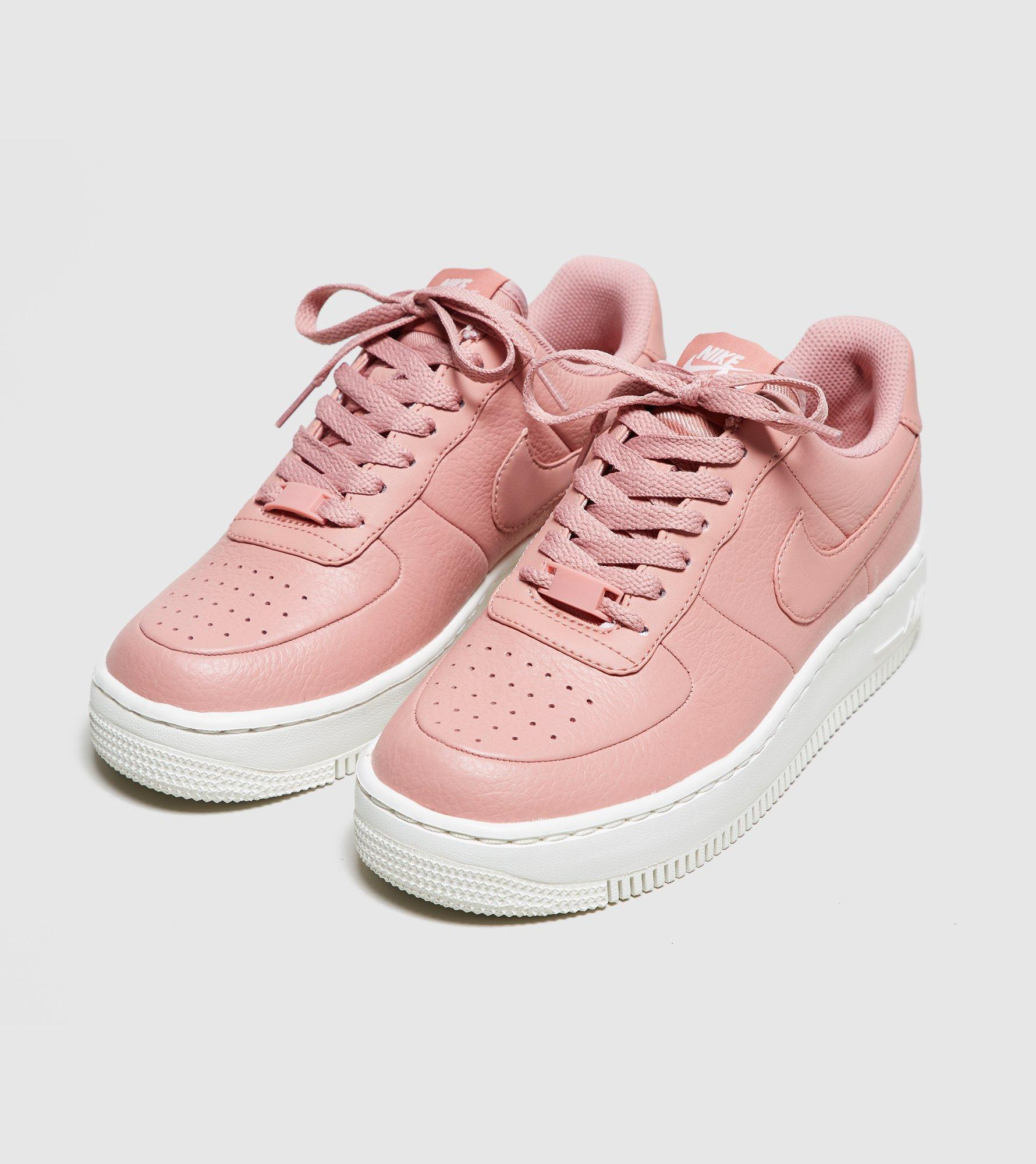 Nike Air Force 1 Upstep Women s in Pink - Lyst ef742040d