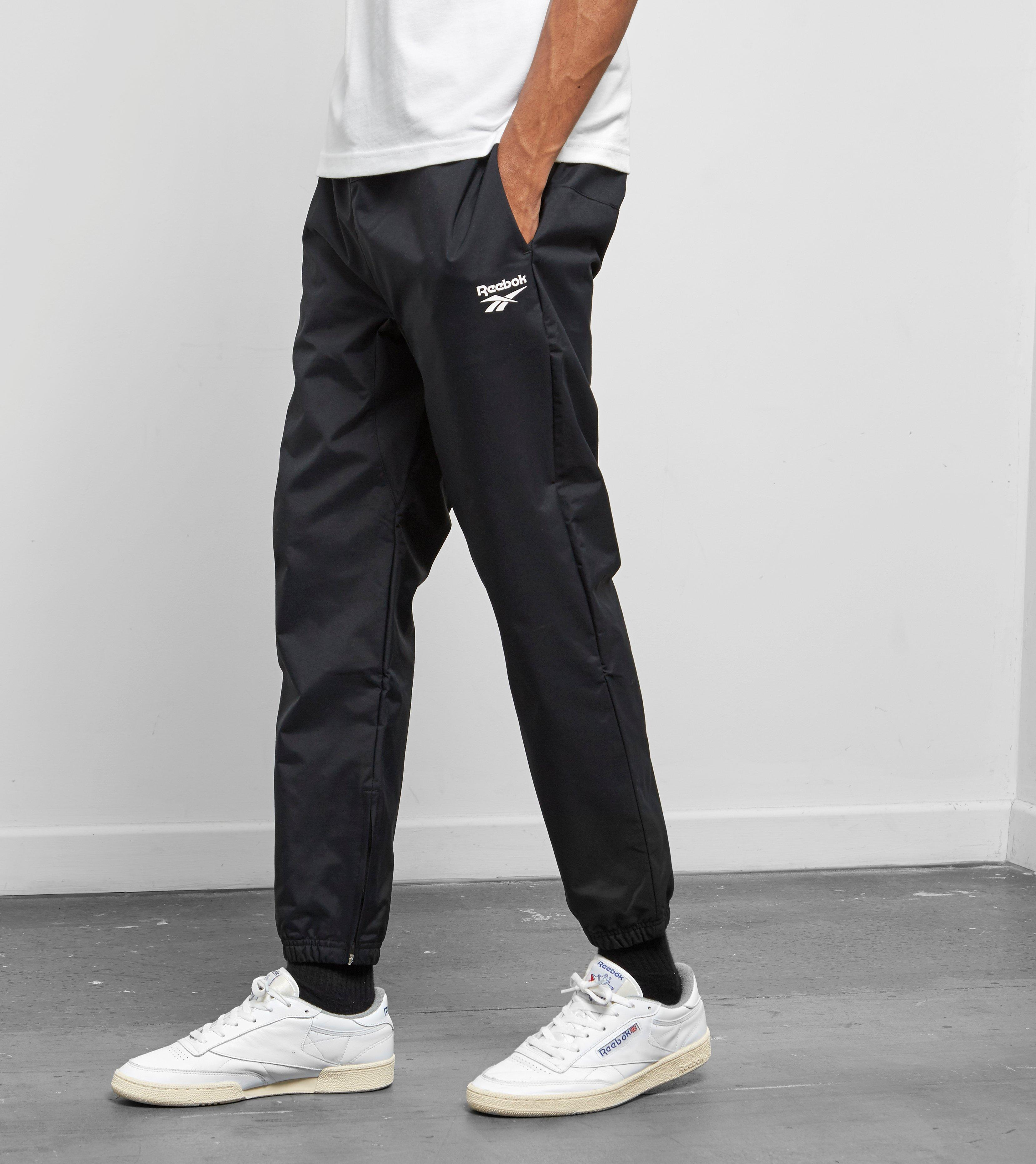 67e20125ca48 Lyst - Reebok Lost And Found Track Pants in Black for Men
