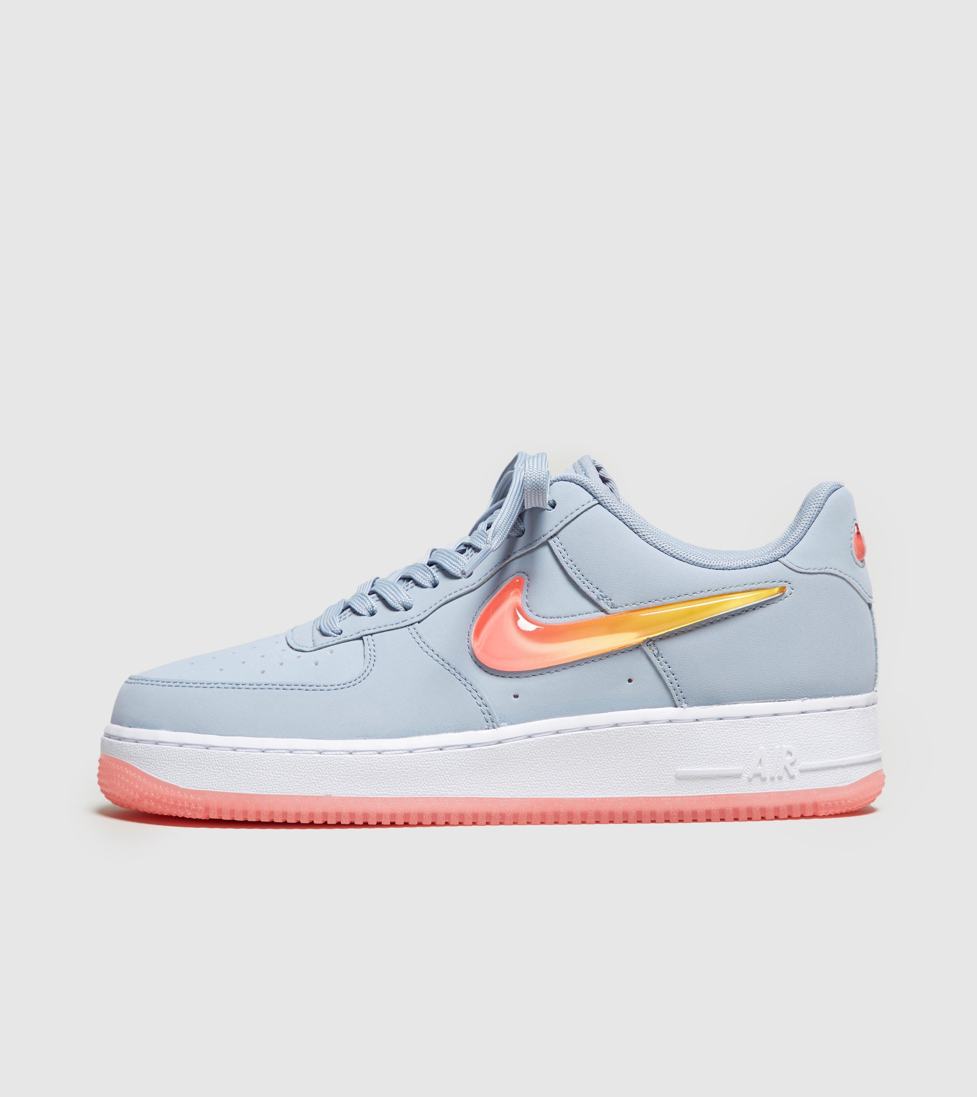 sneakers for cheap 1c22a 64b4c Nike Air Force 1 Premium  jelly  Women s in Gray - Lyst