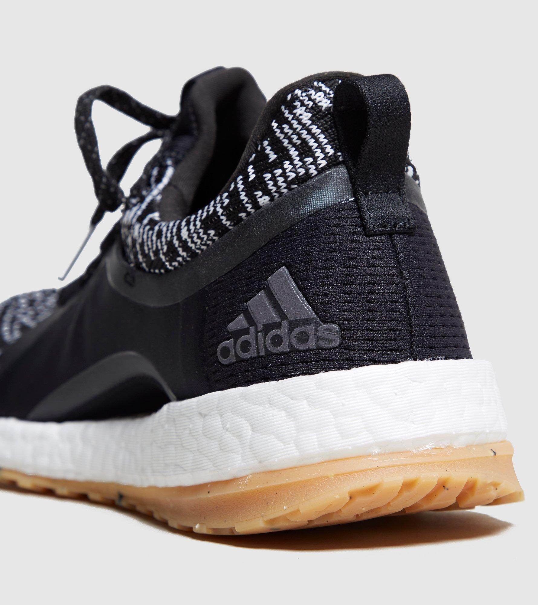 3d7c32b7d ... cheapest lyst adidas pure boost all terrain womens in black 88d5c dfef7