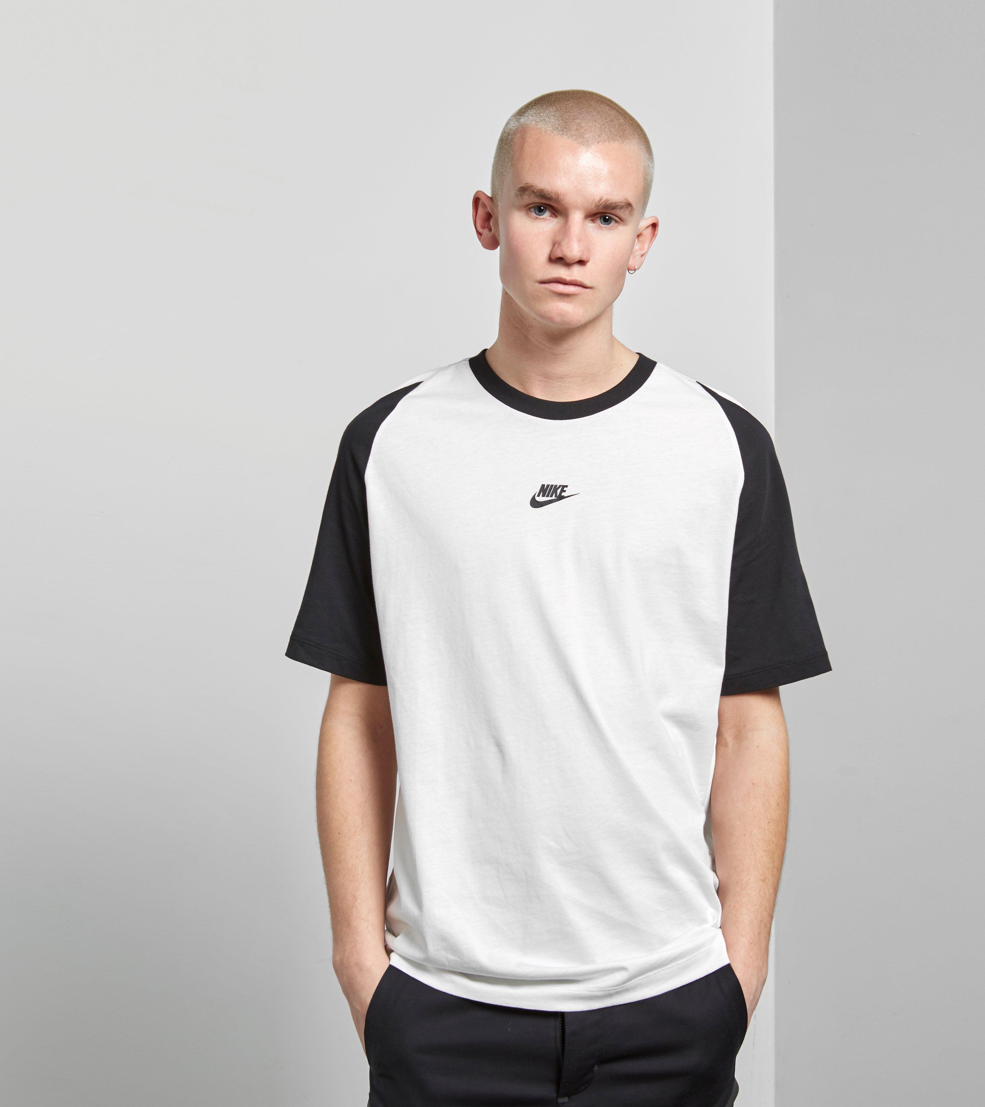 2b50df89 Nike N98 T-shirt in White for Men - Lyst