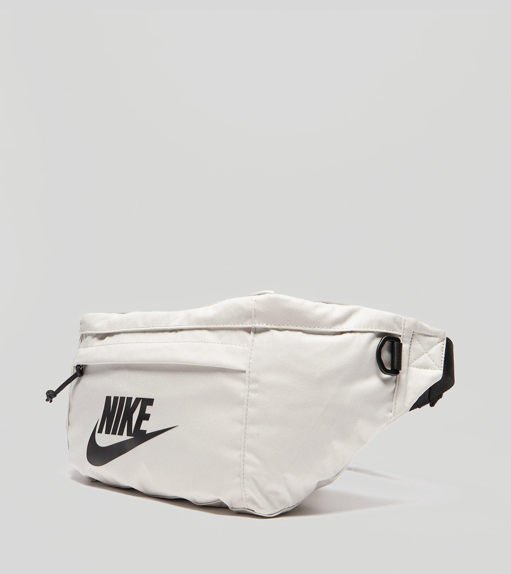 3856510d5c1b Nike Tech Waist Bag in White for Men - Lyst