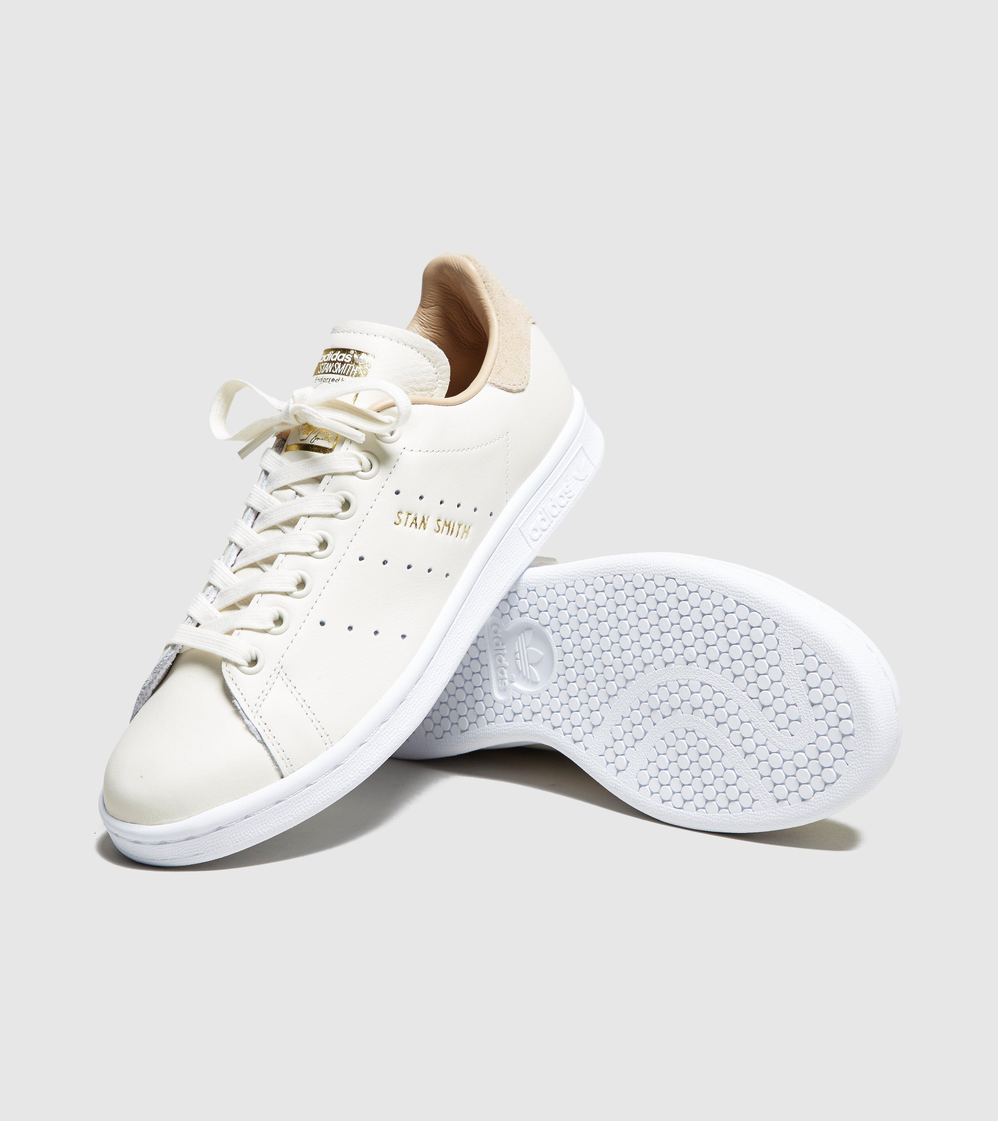 Lyst adidas originali stan smith premio donne in bianco.