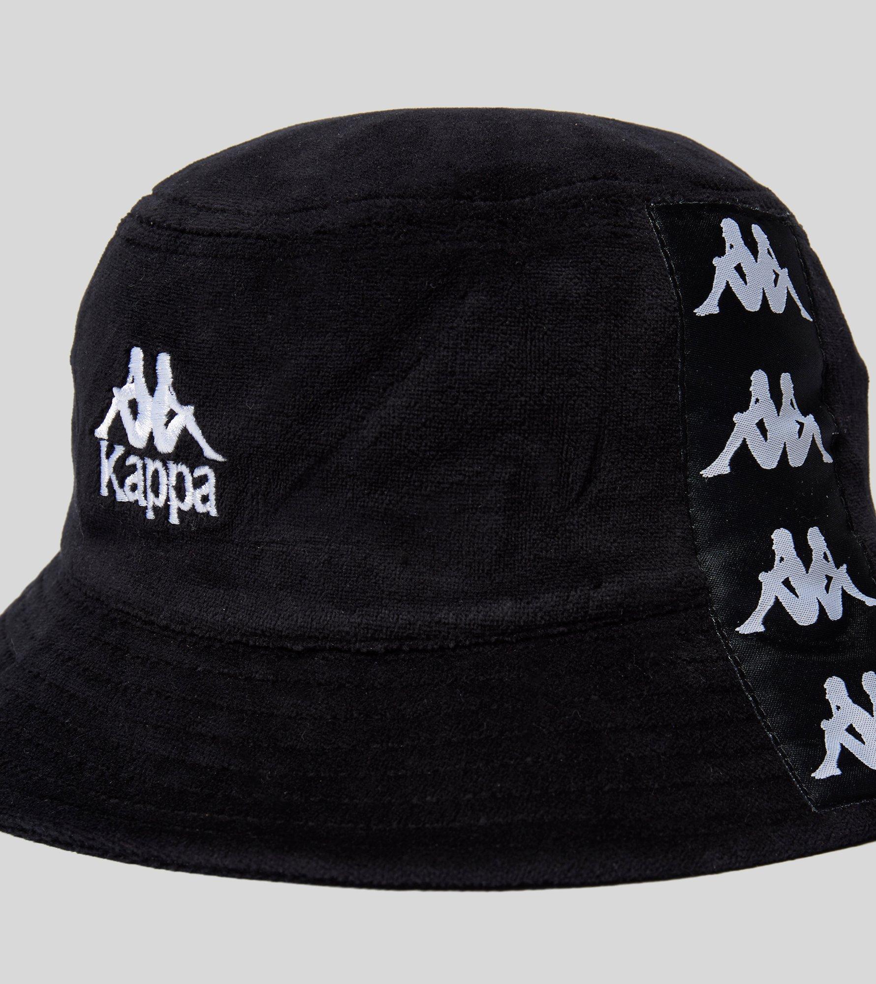 Kappa Ayumen Bucket Hat in Black for Men - Lyst a9b8cde421f8