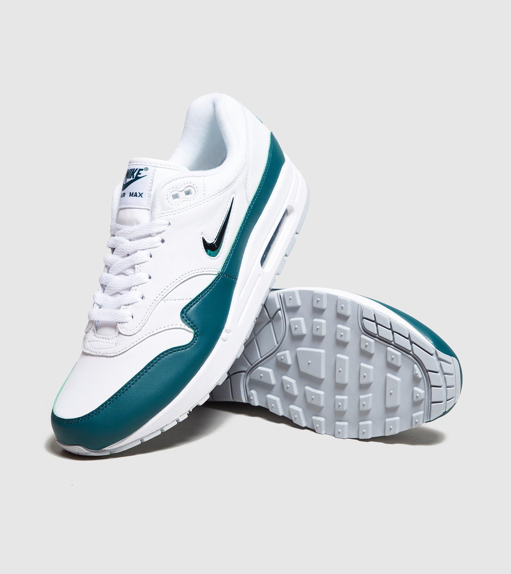 superior quality 60467 cac1e Nike Air Max 1 Jewel in White for Men - Lyst