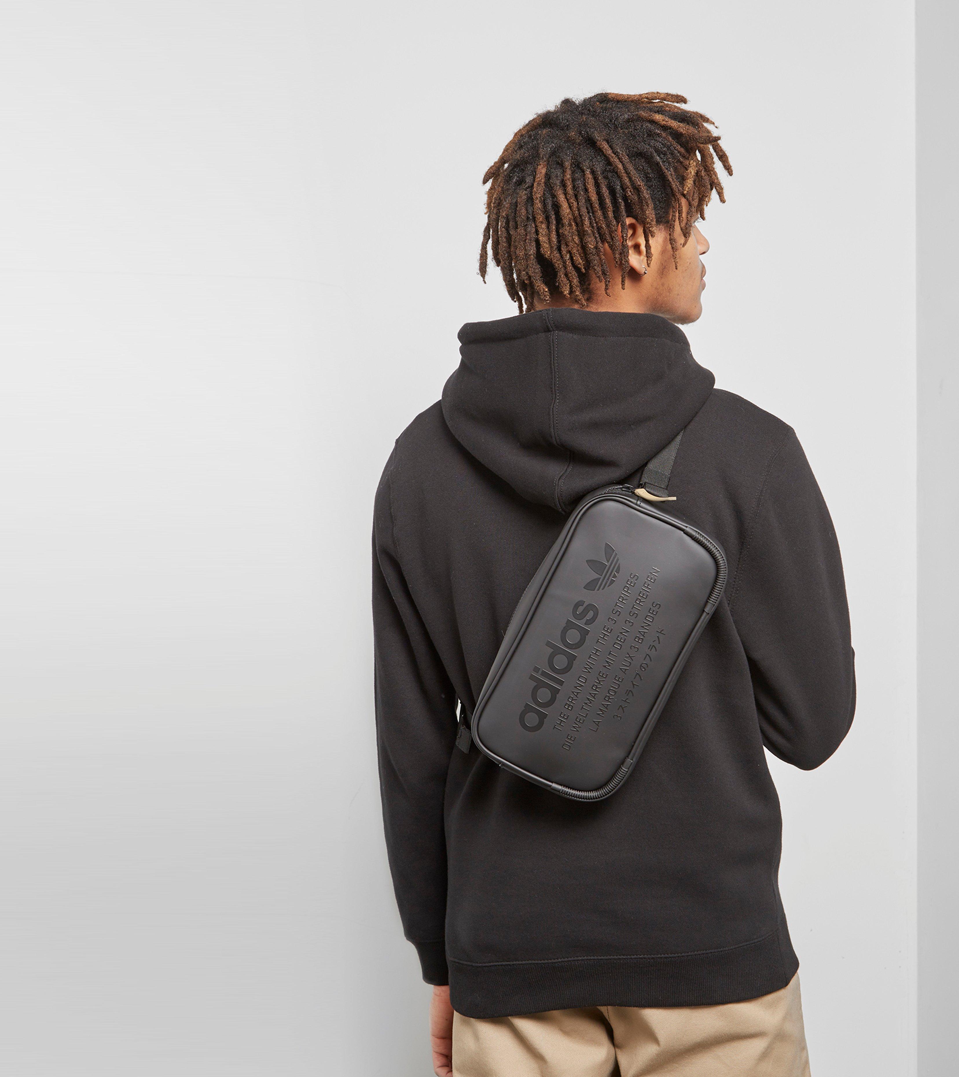41022cc8a7 Lyst - adidas Originals Nmd Side Bag in Black for Men