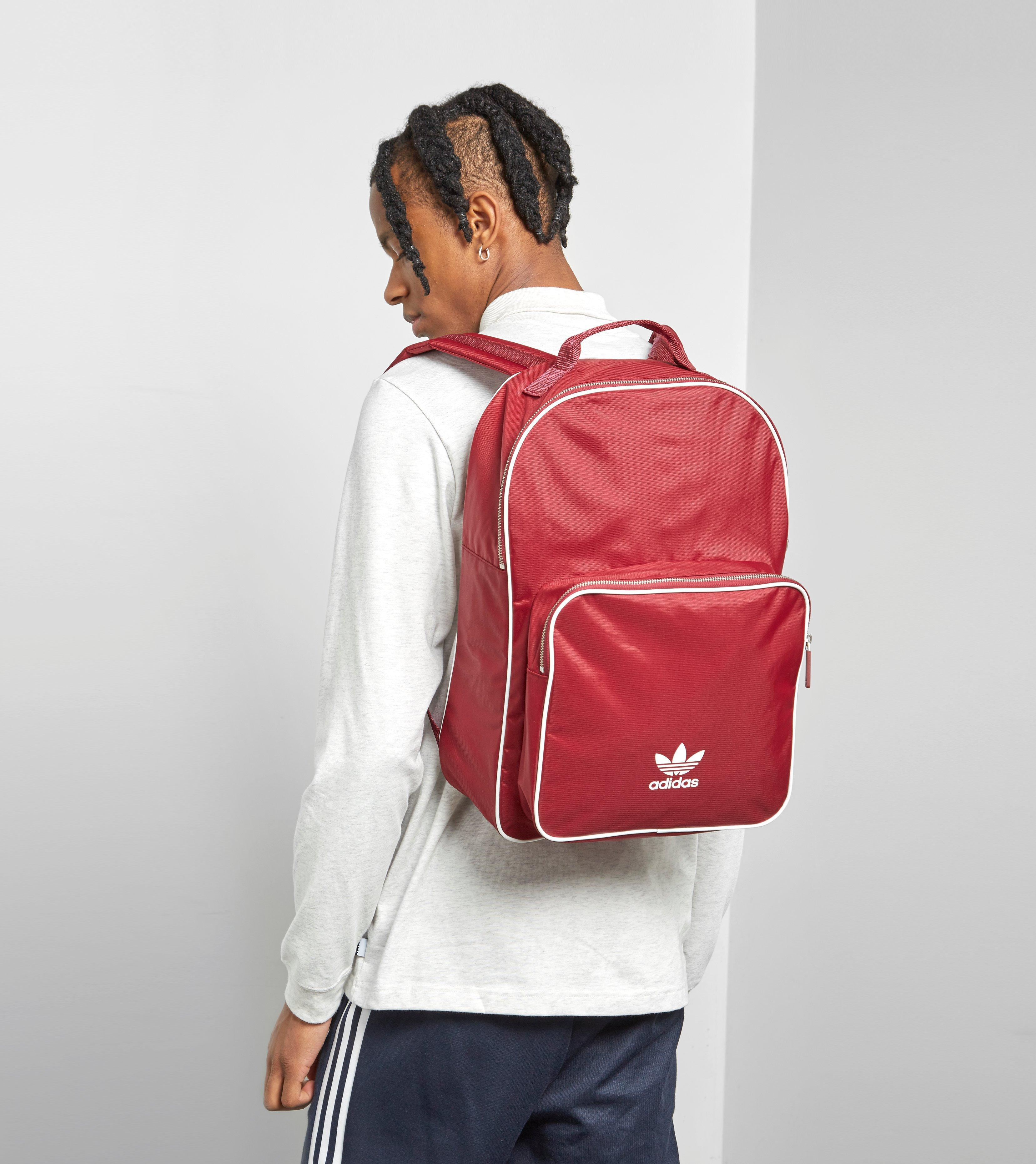 0917e3a1d2a5 Lyst - adidas Originals Adicolor Backpack in Red for Men