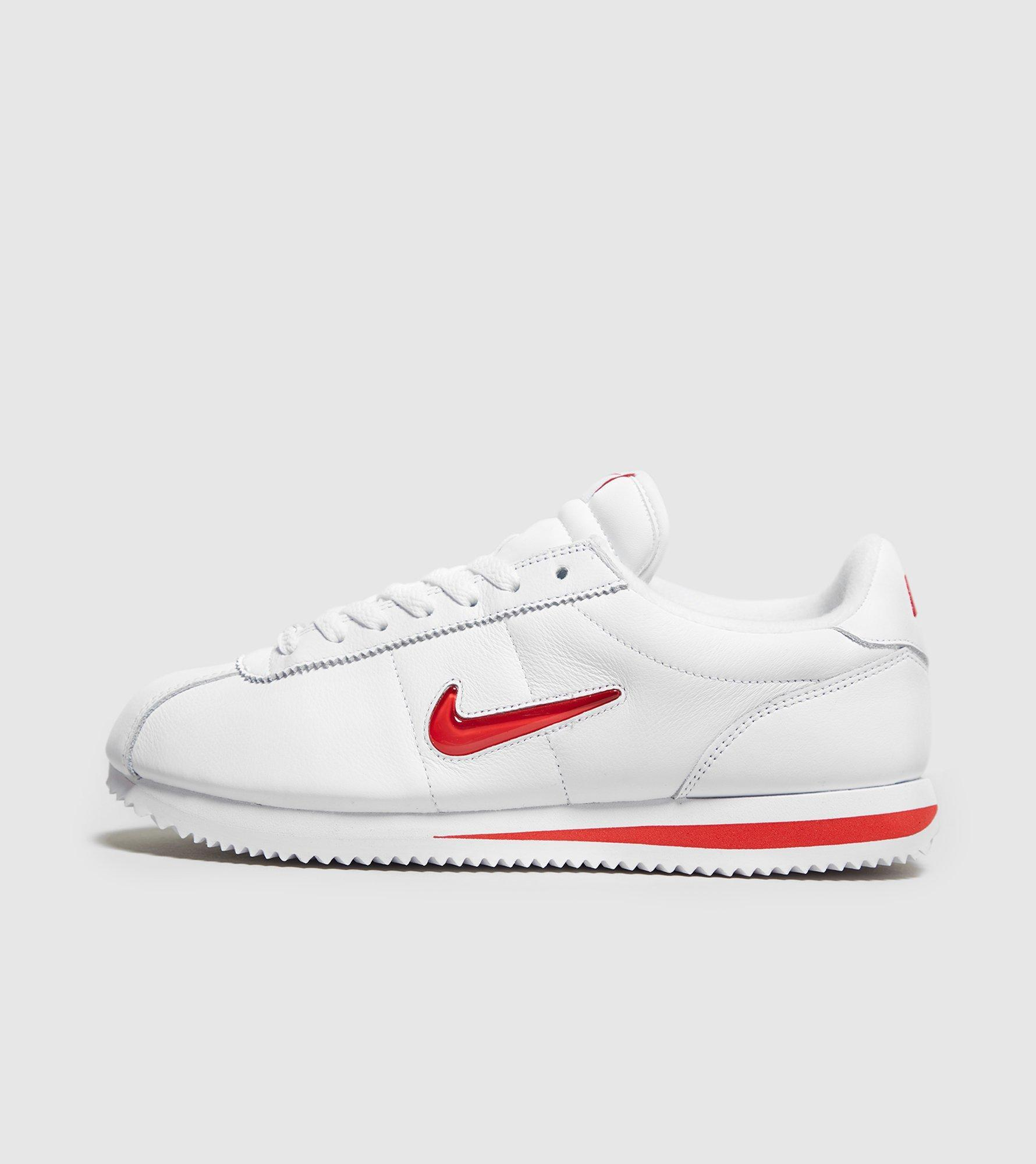 on sale f2287 d87a8 Lyst - Nike Cortez Jewel Qs in White for Men