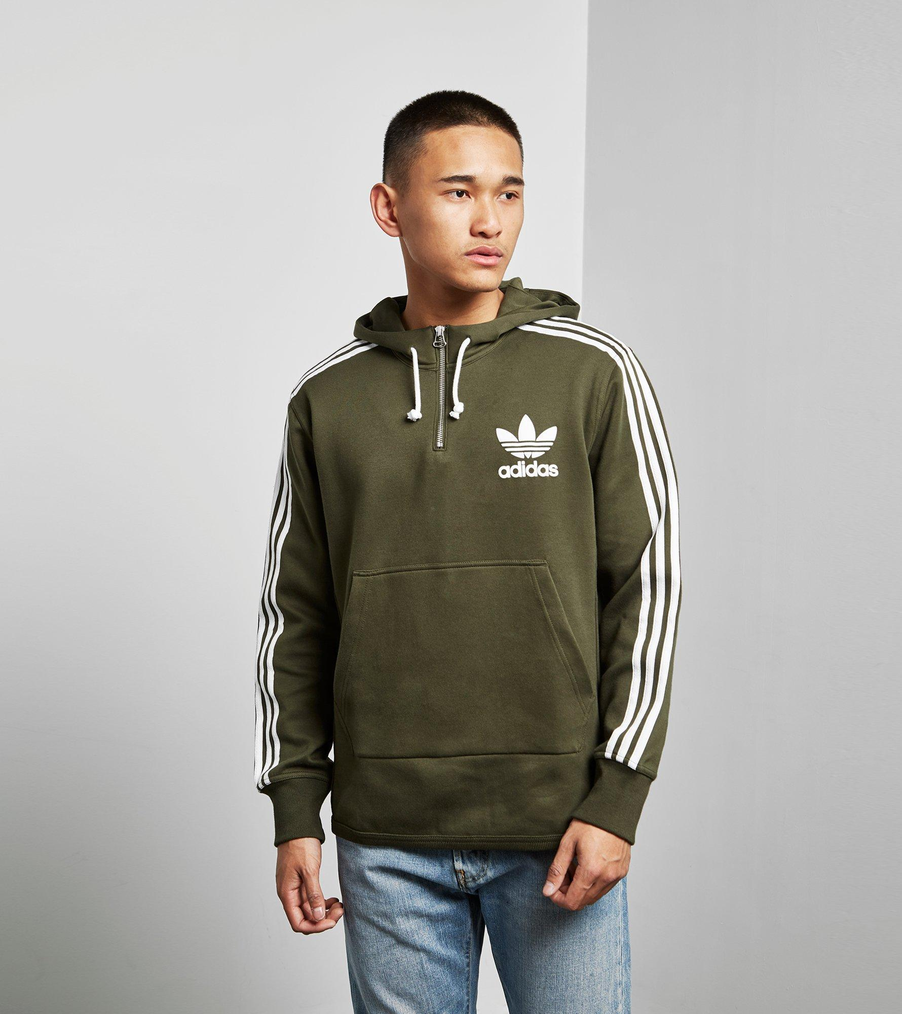 Lyst Adidas Originals Adc Half zip Con capucha zip capucha Tamaño Exclusivo Exclusivo en 068c5d7 - sulfasalazisalaz.website