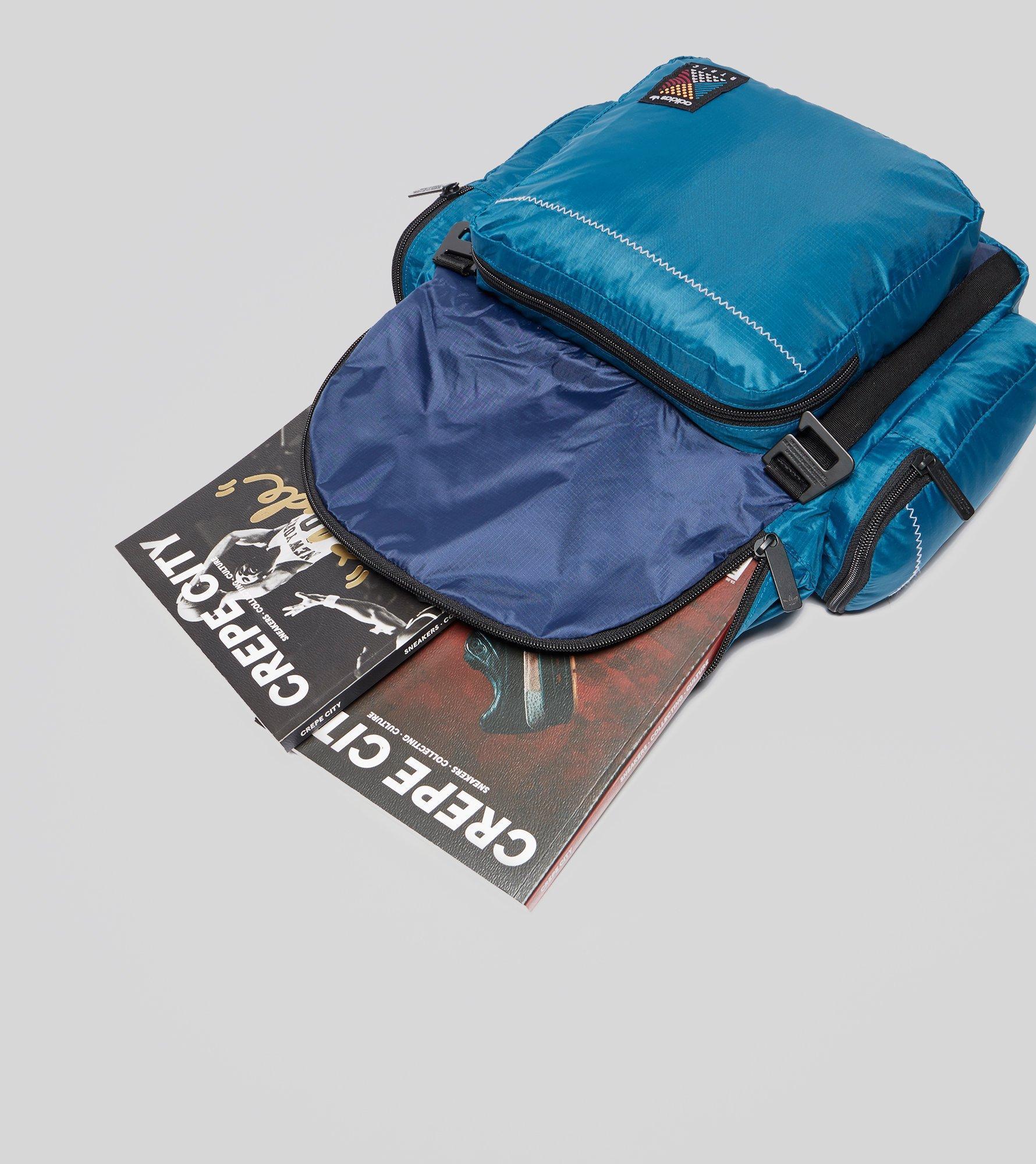 8142862b0c Lyst - adidas Originals Atric Backpack Medium in Blue for Men