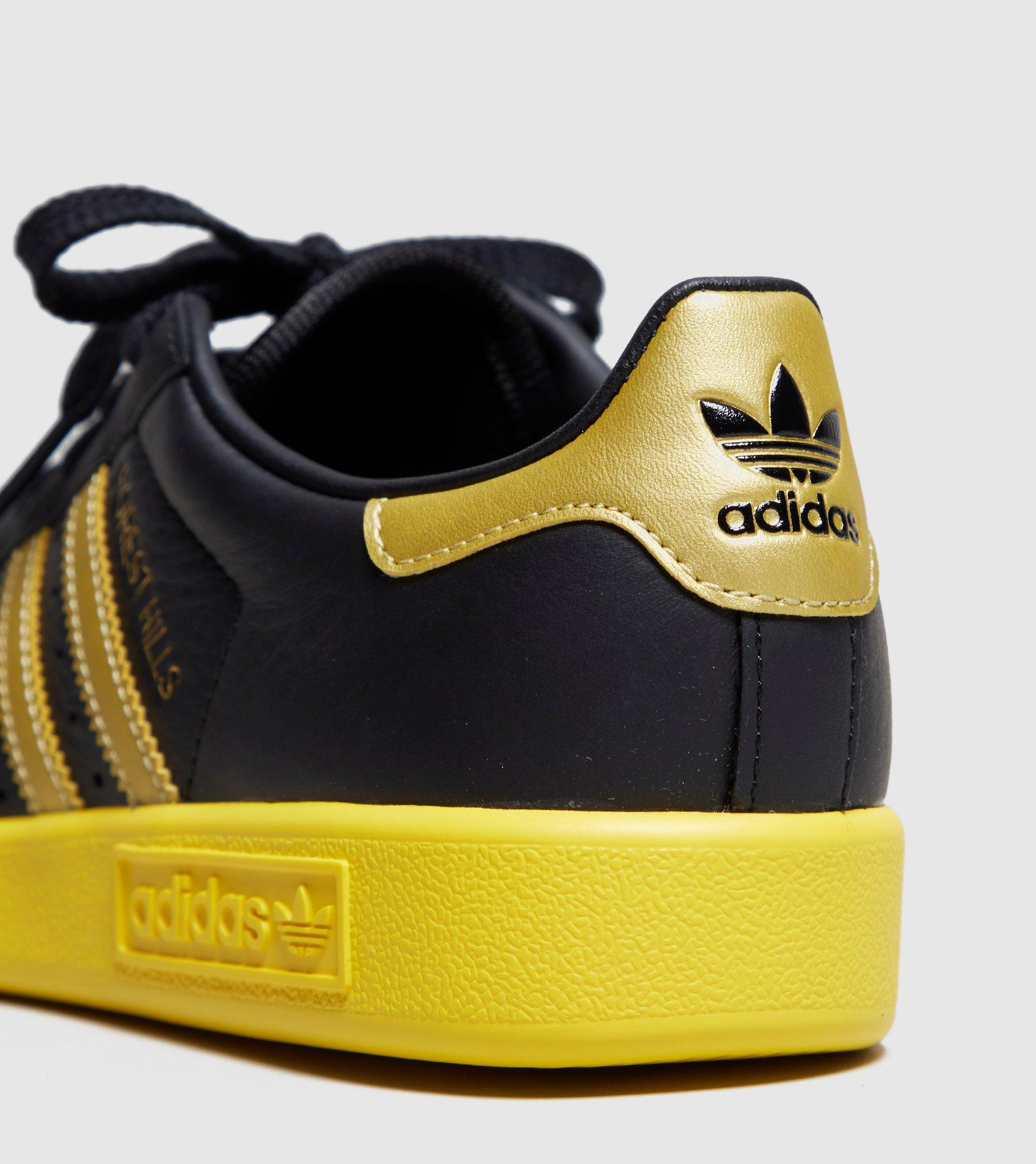 new style bb50a 1527b Lyst - adidas Originals Forest Hills Womens in Black