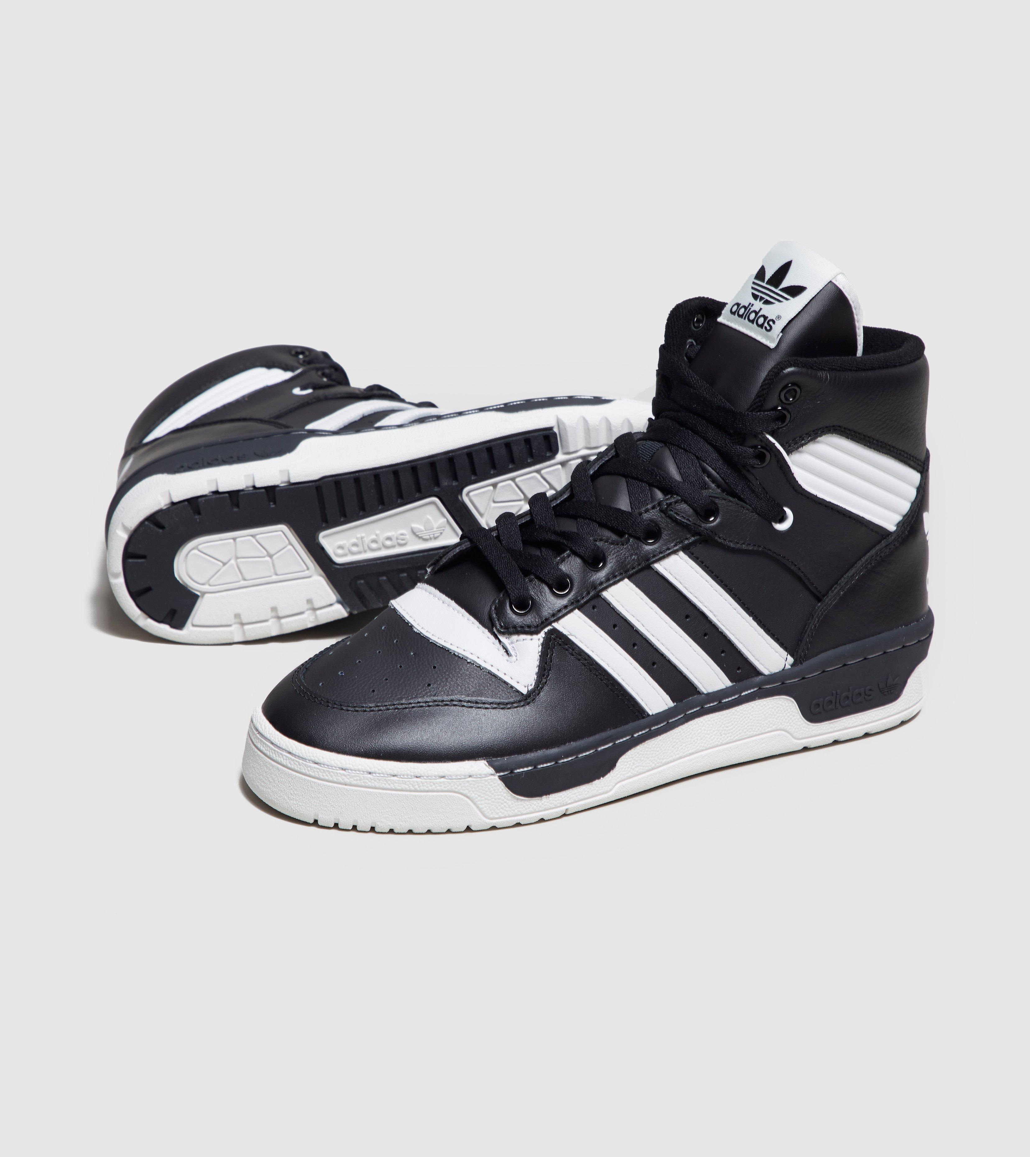 Lyst - adidas Originals Rivalry Hi in White for Men db55831cd2d2