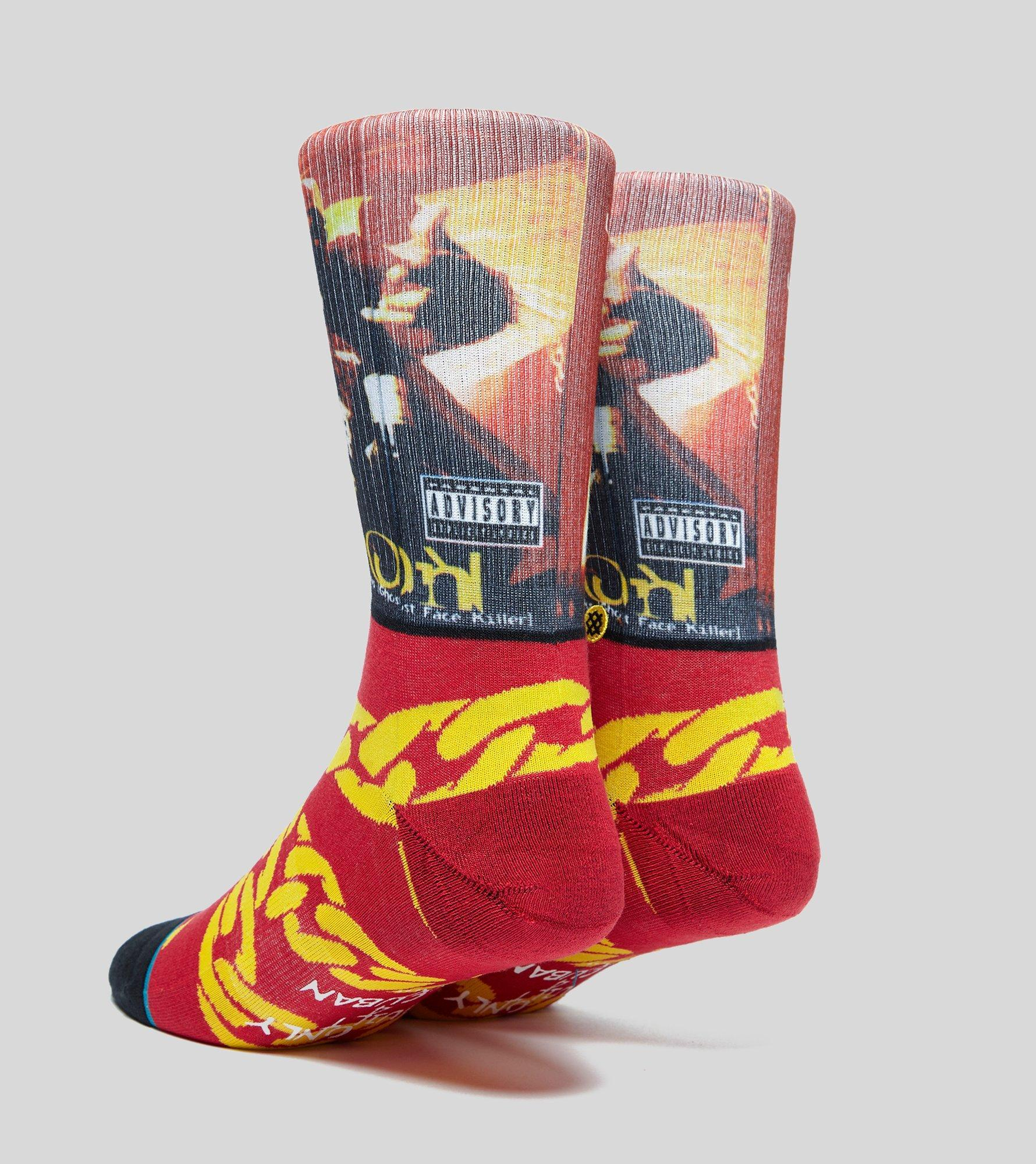 Stance Cuban Linx Sock in Red for Men - Lyst