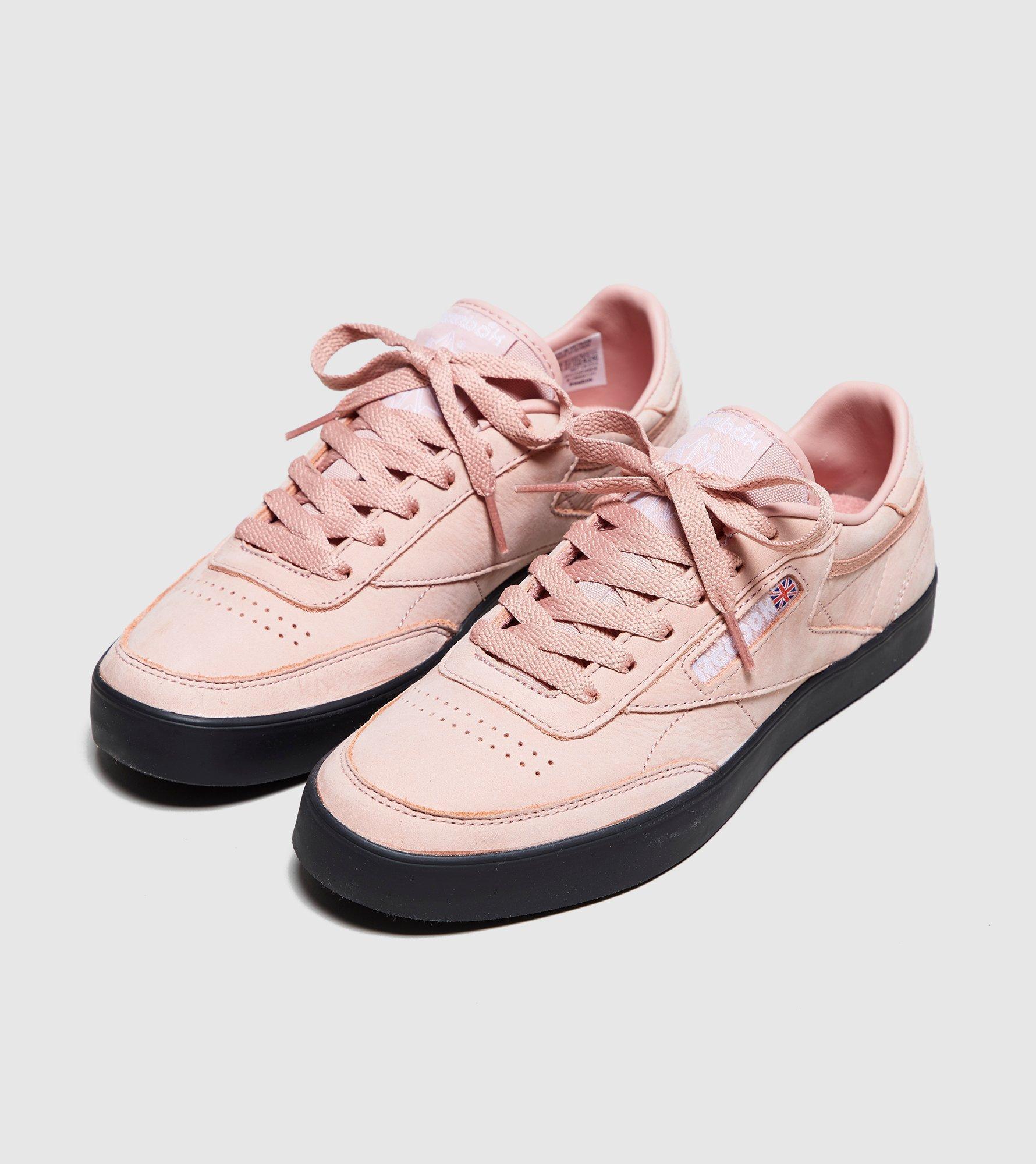 f9fe412626159d Lyst - Reebok Club C Fvs - Size  Exclusive Women s in Pink