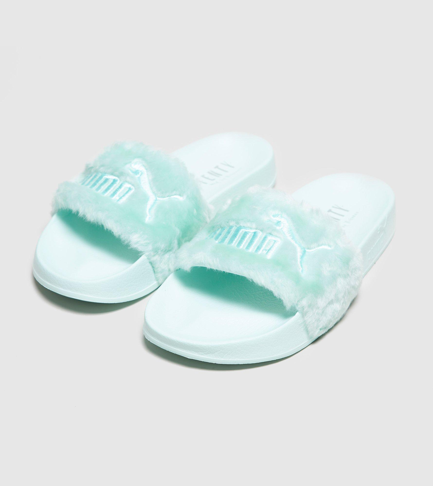 9576f56ca4d1 Gallery. Previously sold at  Size · Women s Fur Slides ...
