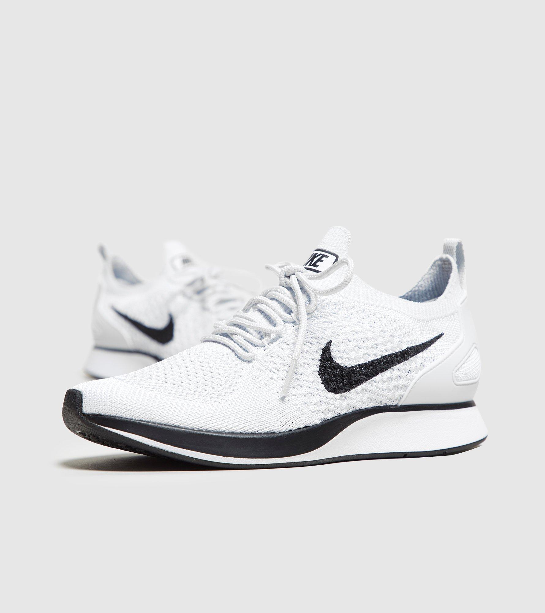 79c3d0a9018a3 Lyst - Nike Air Zoom Mariah Flyknit Racerback Women s in White