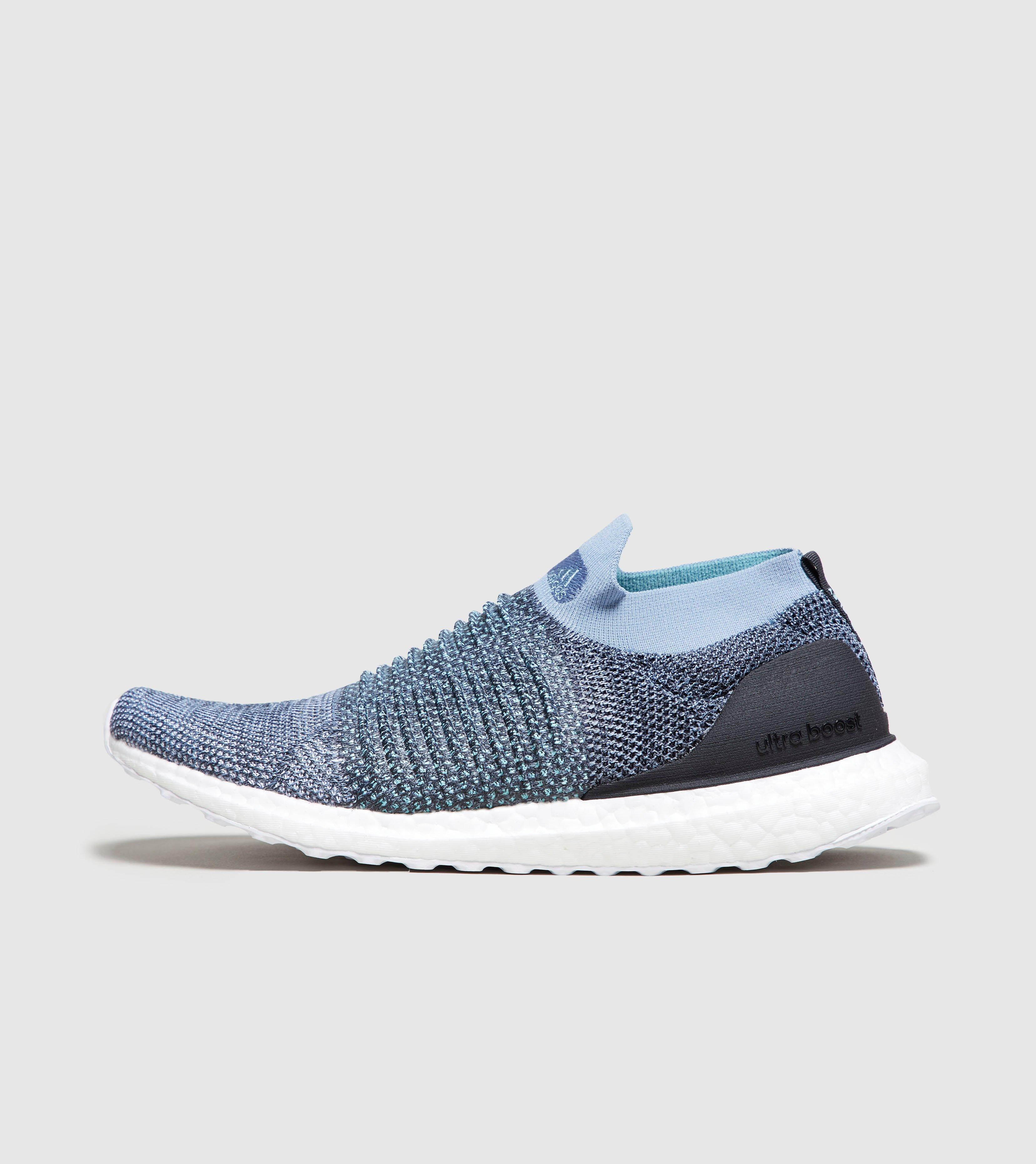 Adidas X Parley Ultra Boost Laceless In Gray For Men Lyst