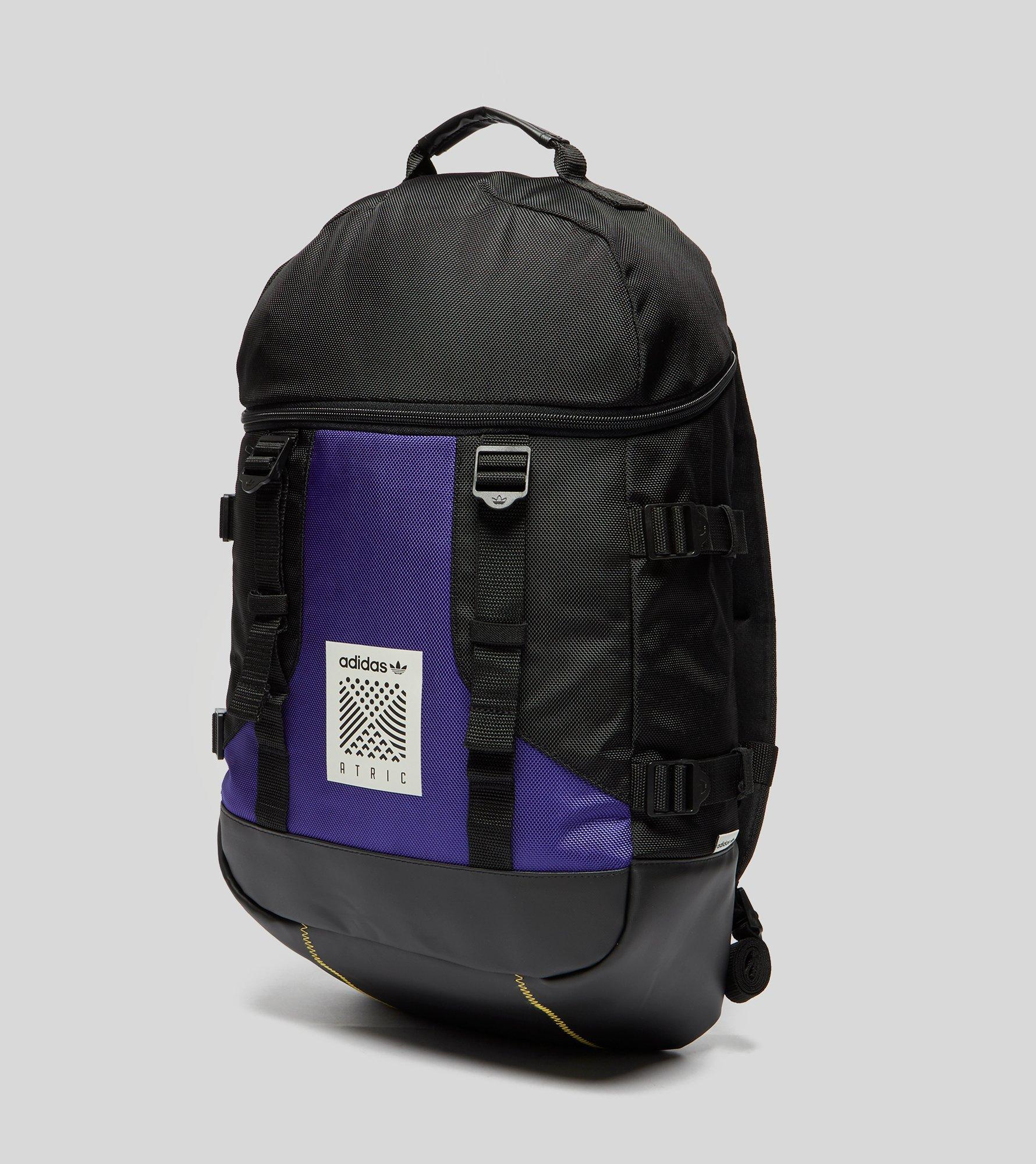 Lyst - adidas Originals Atric Backpack in Black baf560d84cc10