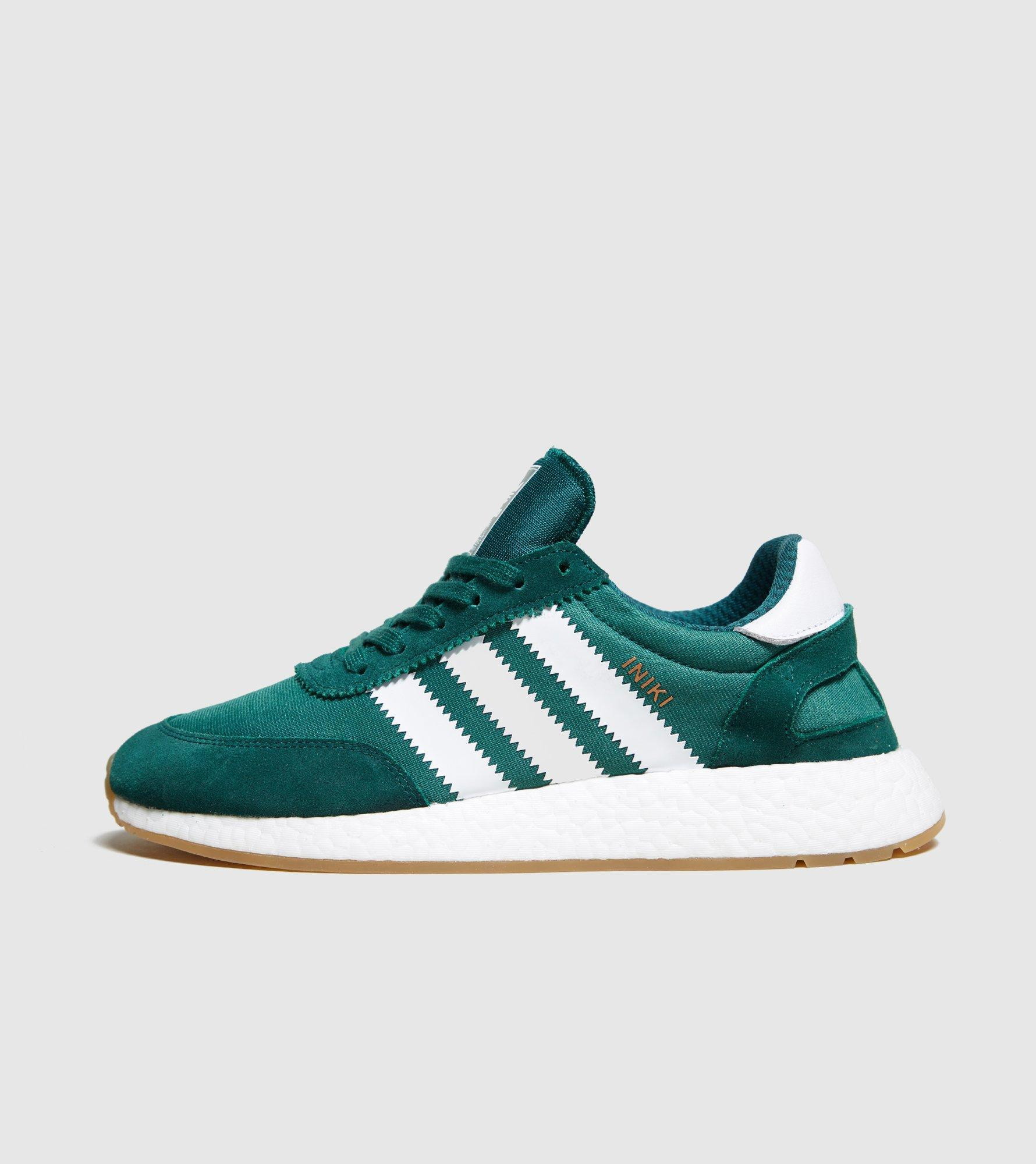 newest ea18b 3d3a9 adidas Originals Iniki in Green for Men - Lyst