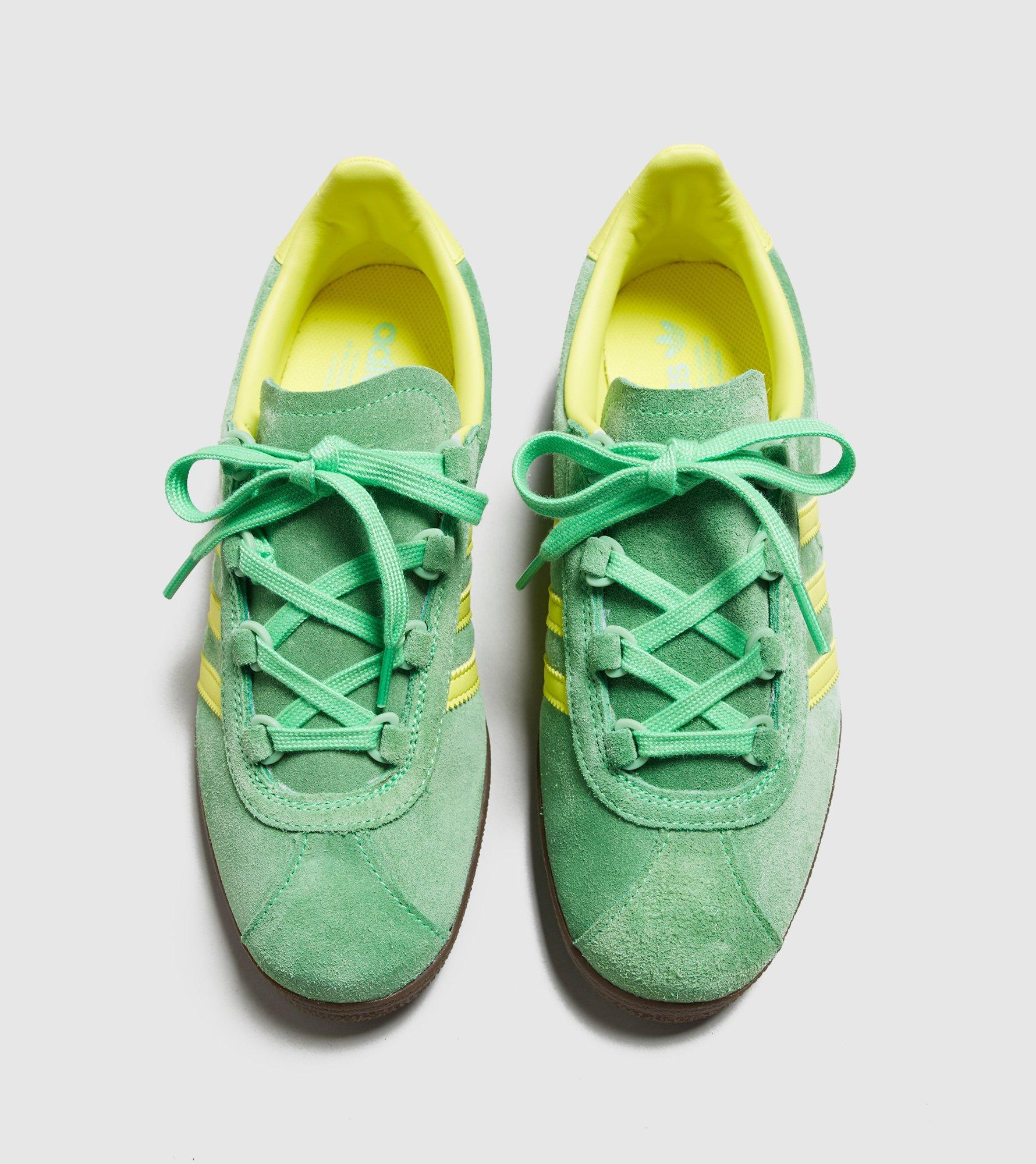 512e21e2229 adidas Originals Archive Trimm Master Og - Size  Exclusive in Green ...