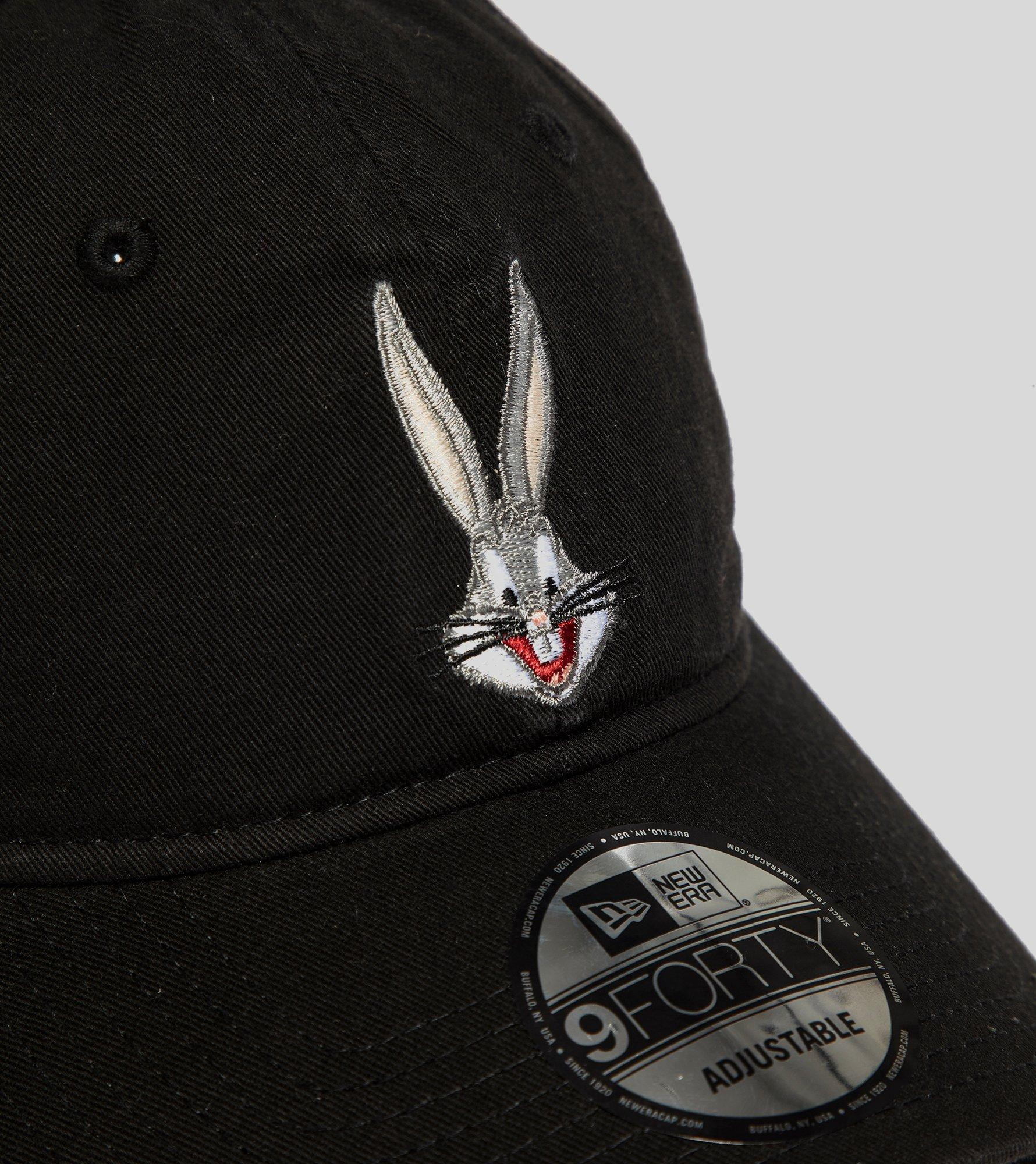 Ktz 9forty Looney Tunes Bugs Bunny Cap in Black for Men - Lyst d00b95c59bff