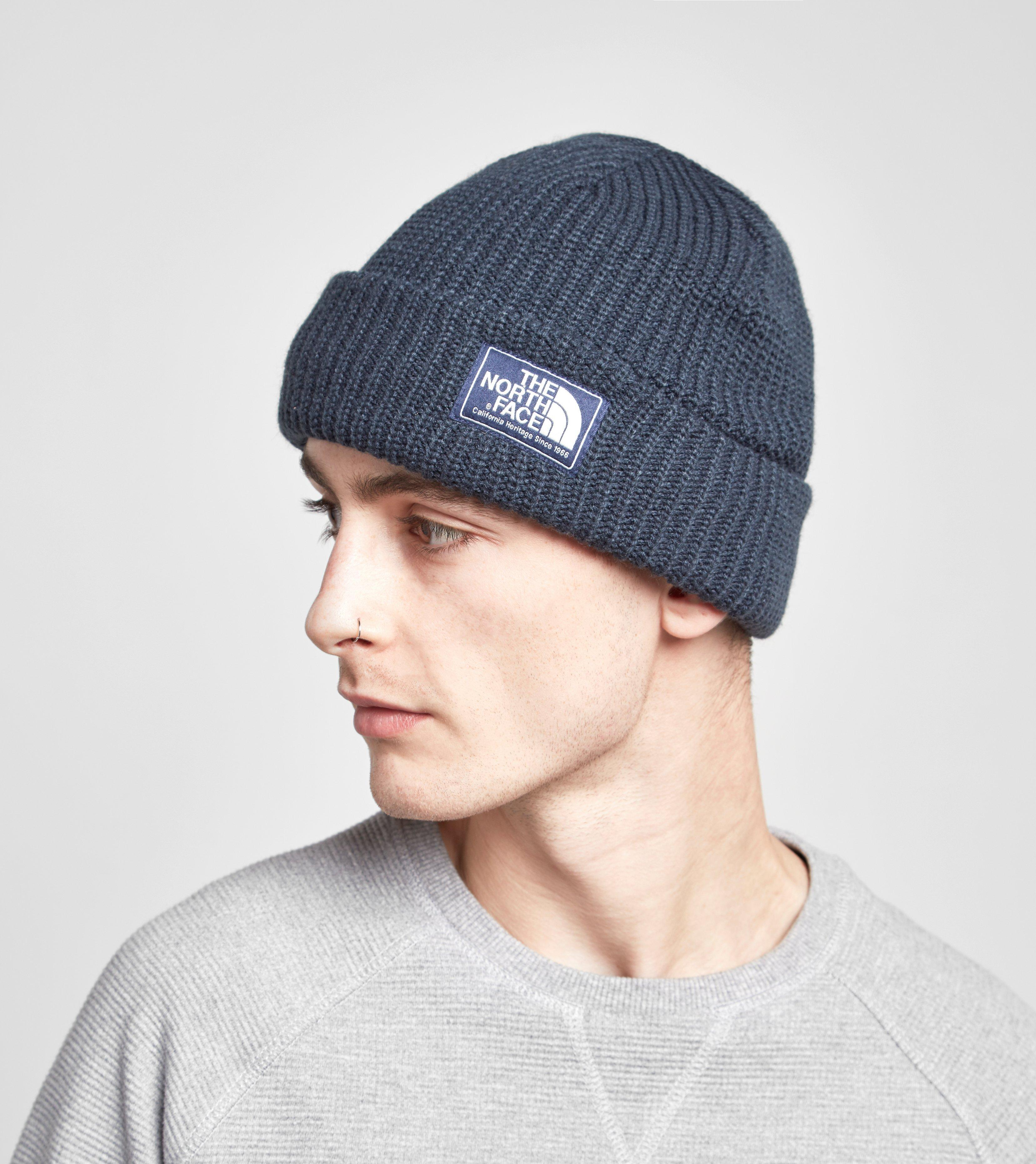 e135414fb84 The north face salty dog beanie unisex hat navy in blue for men lyst jpg  3314x3723