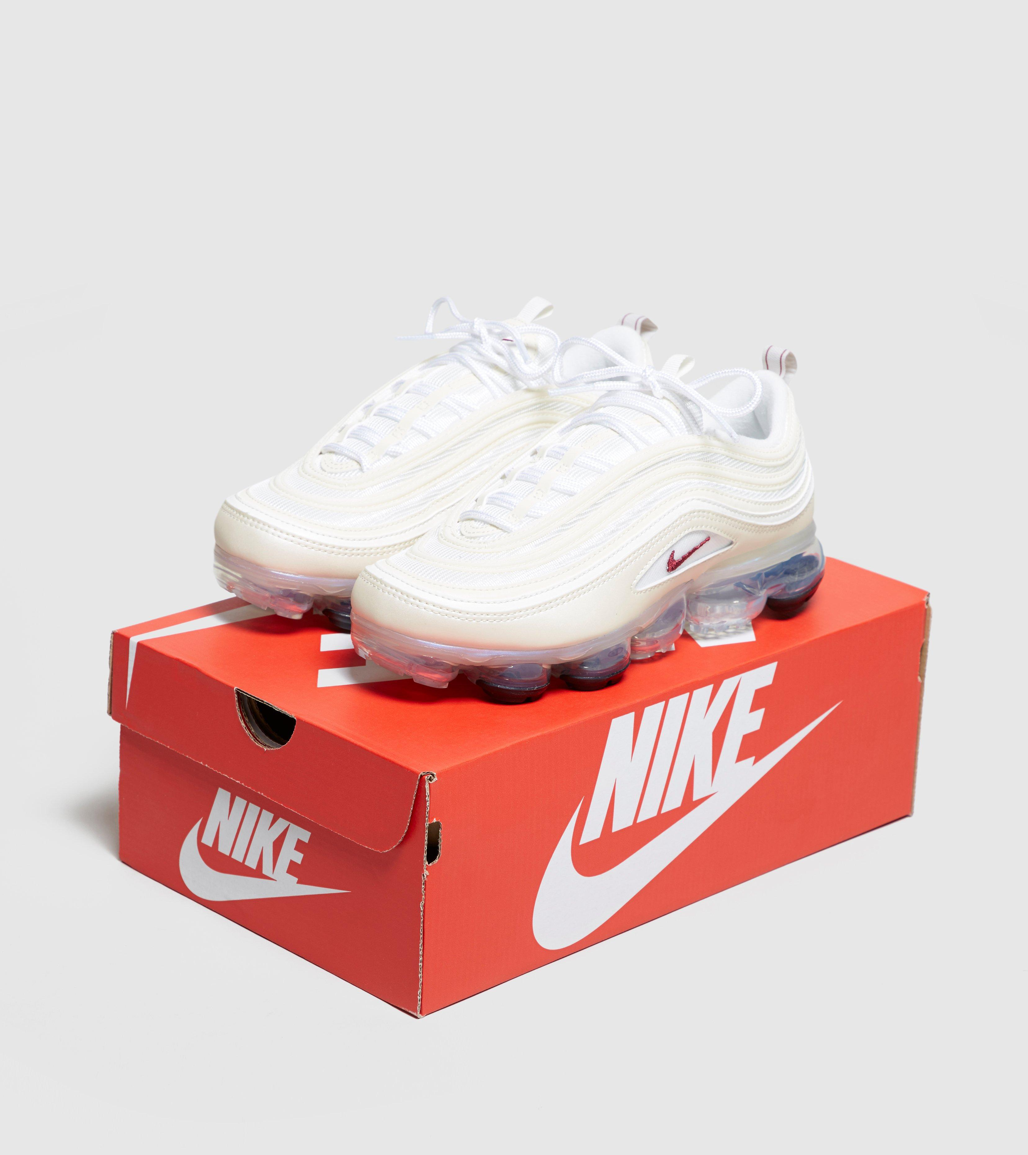 Lyst - Nike Air Vapormax 97 Women s in White c4ddce017