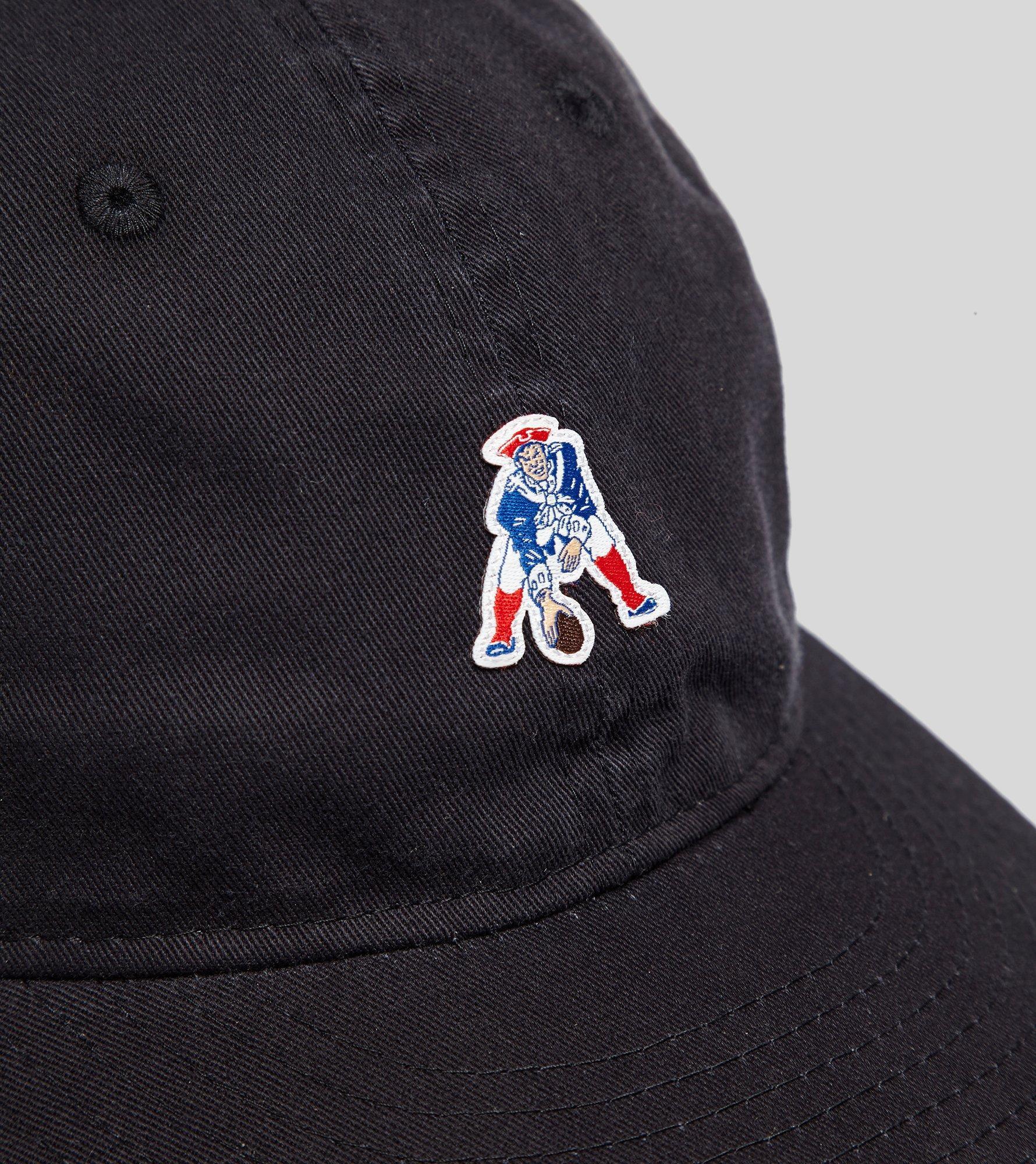 05fc78f180f Lyst - KTZ 9fifty Low Profile Patriots Cap in Blue for Men