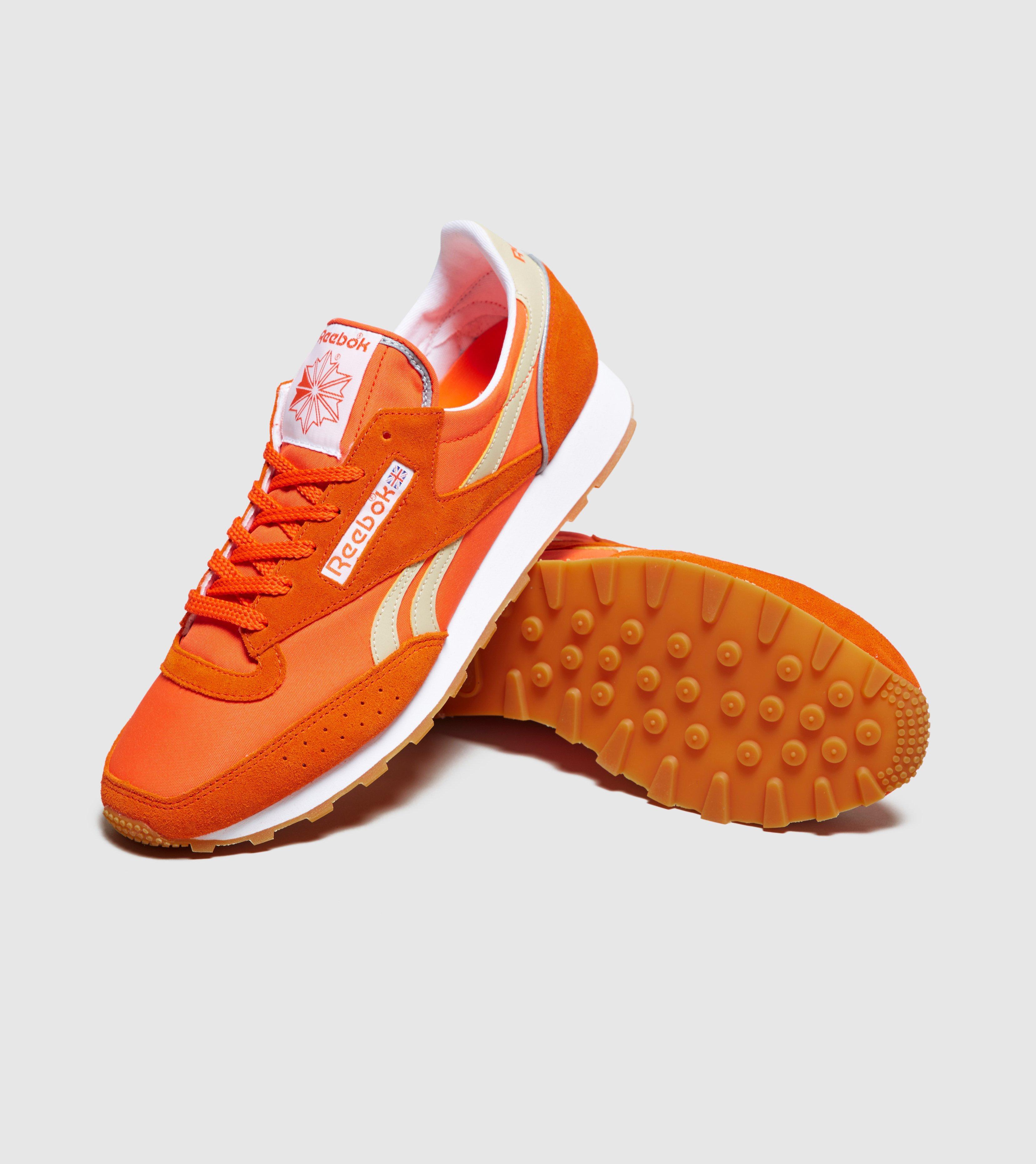 86e285fa11a Lyst - Reebok Classic 83 - Size  Exclusive in Orange for Men