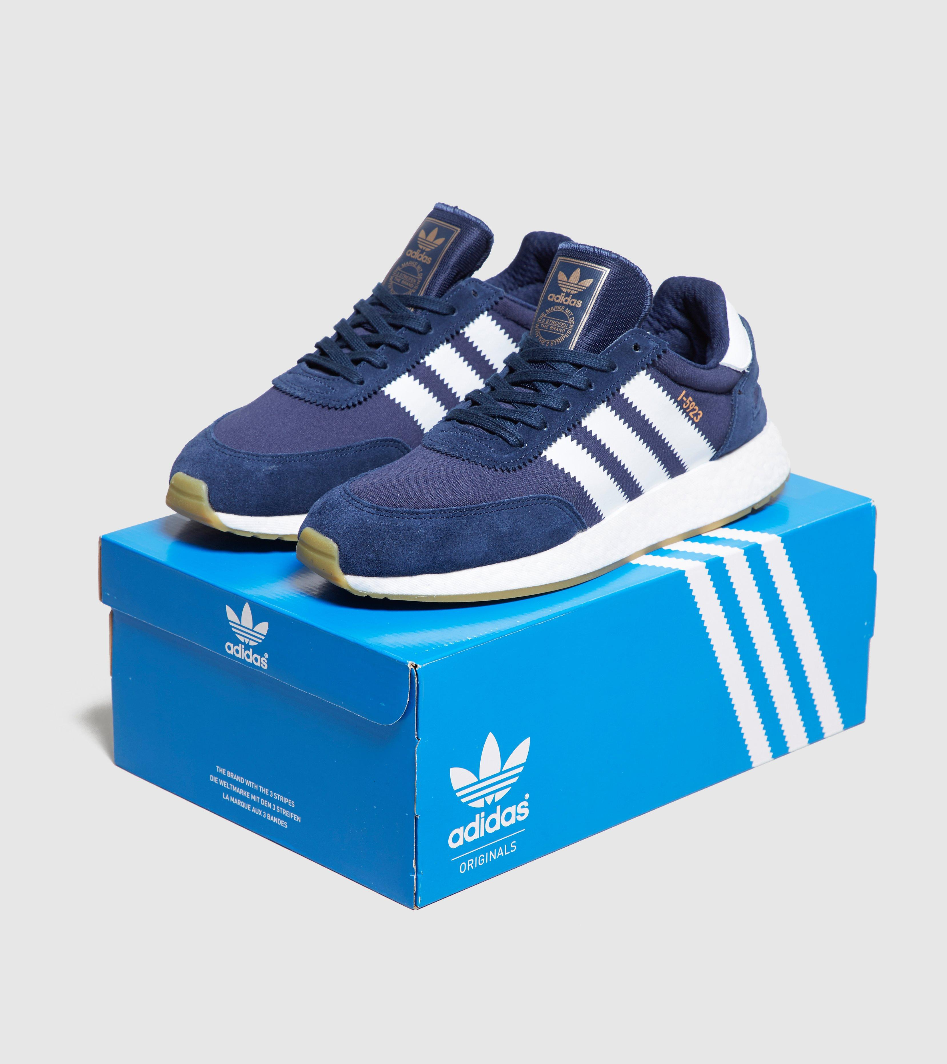 cheap for discount 6ce6b a199d ... buy lyst adidas originals i 5923 boost in blue for men 78b23 83652